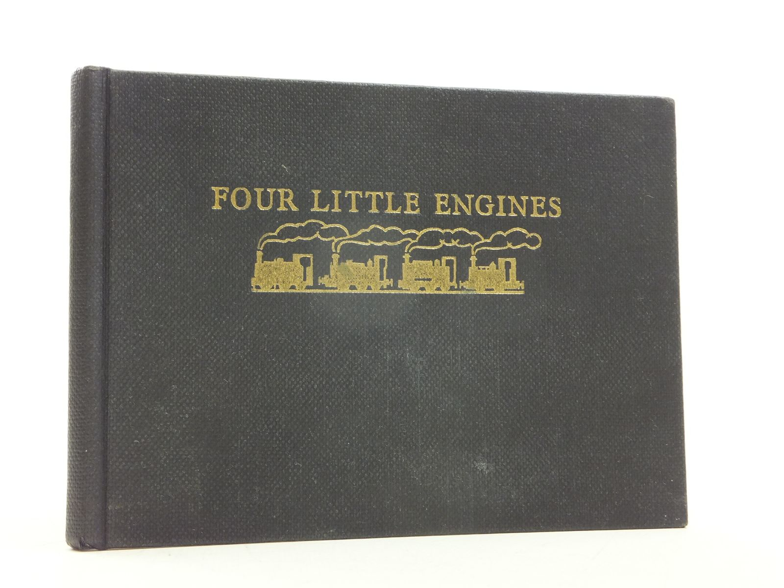 Photo of FOUR LITTLE ENGINES written by Awdry, Rev. W. illustrated by Dalby, C. Reginald published by Edmund Ward (STOCK CODE: 2113788)  for sale by Stella & Rose's Books