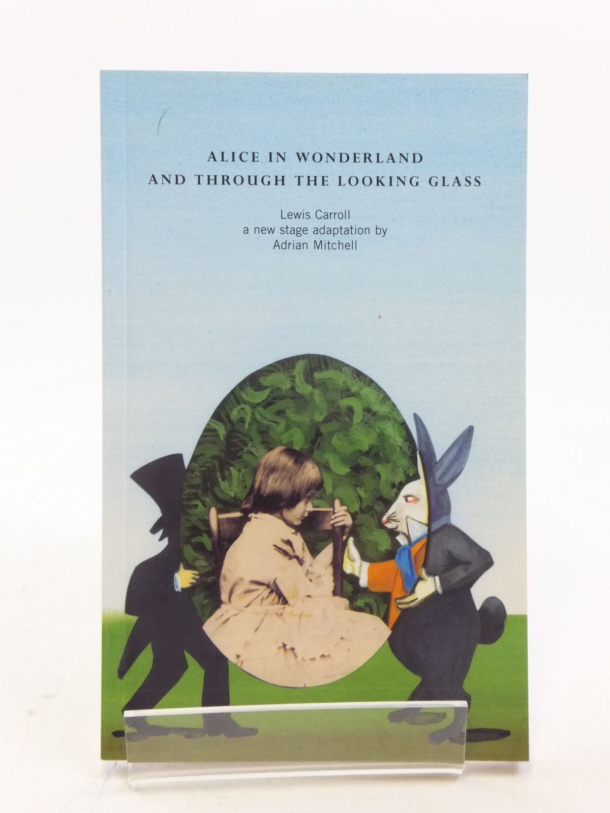 Photo of ALICE IN WONDERLAND AND THROUGH THE LOOKING GLASS written by Mitchell, Adrian published by Oberon Books (STOCK CODE: 2113791)  for sale by Stella & Rose's Books