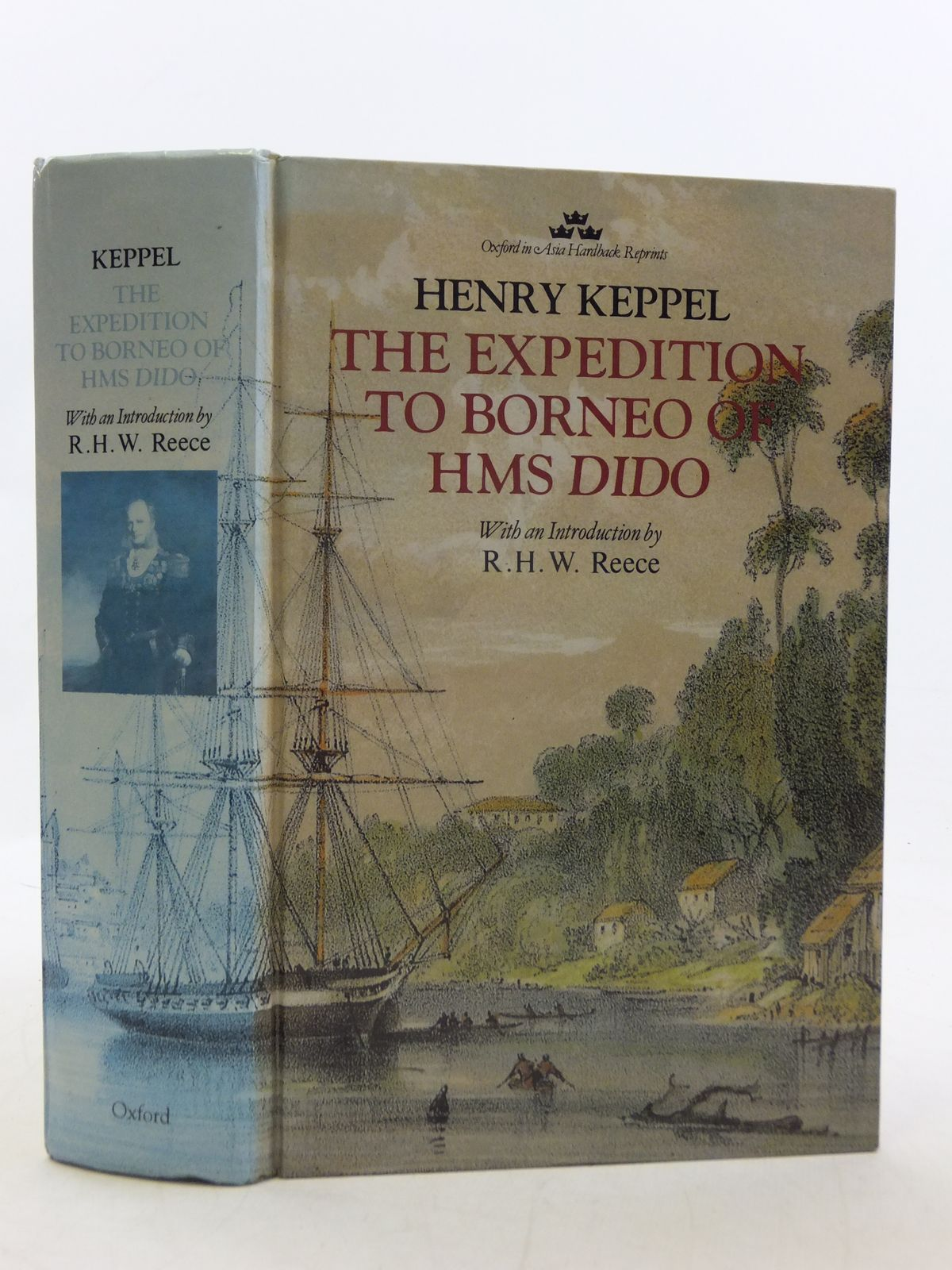 Photo of THE EXPEDITION TO BORNEO OF HMS DIDO written by Keppel, Henry<br />Reece, R.H.W. published by Oxford University Press (STOCK CODE: 2113842)  for sale by Stella & Rose's Books