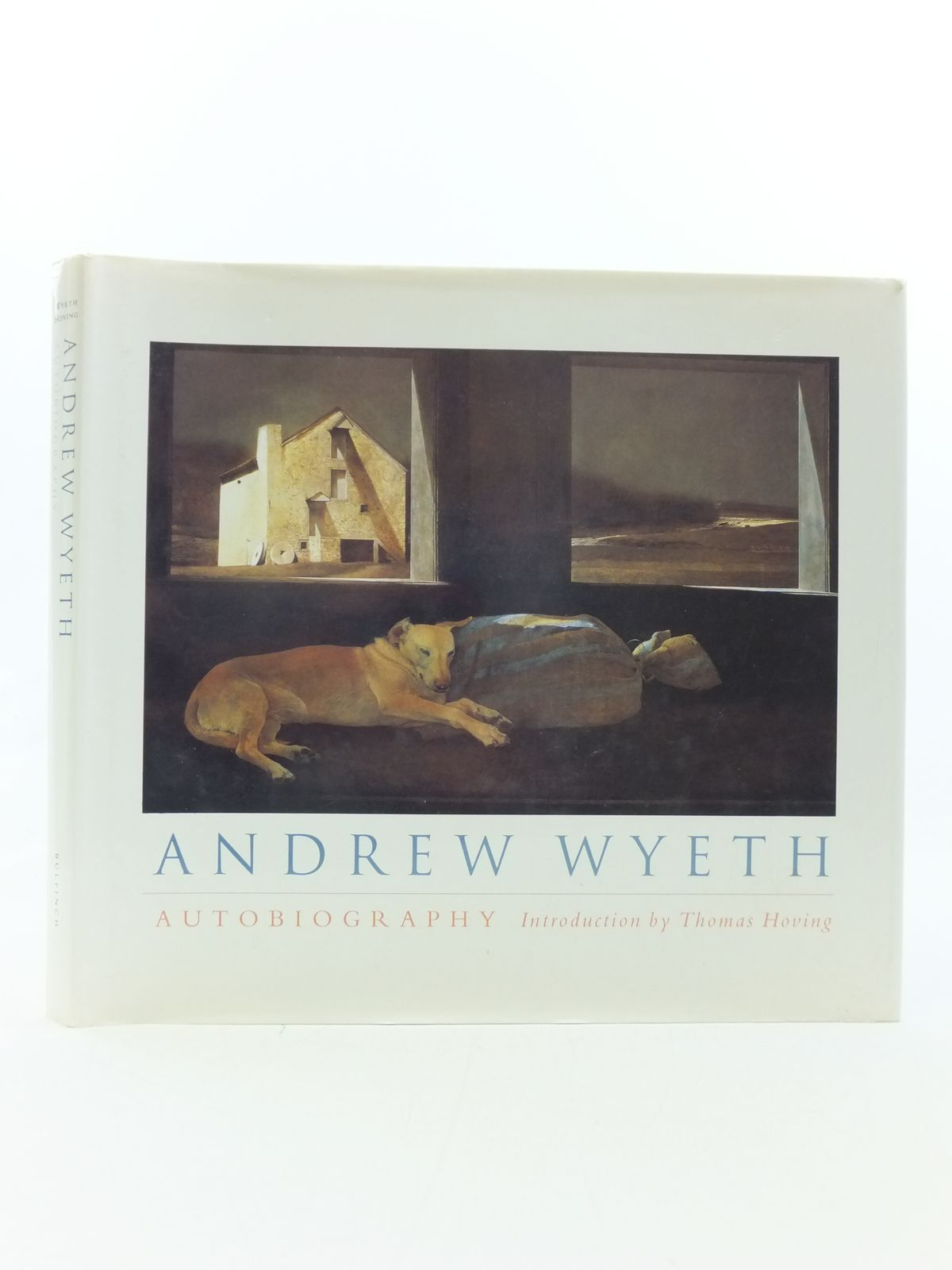Photo of ANDREW WYETH AUTOBIOGRAPHY written by Wyeth, Andrew<br />Hoving, Thomas published by Bulfinch Press, Little, Brown and Company (STOCK CODE: 2113874)  for sale by Stella & Rose's Books