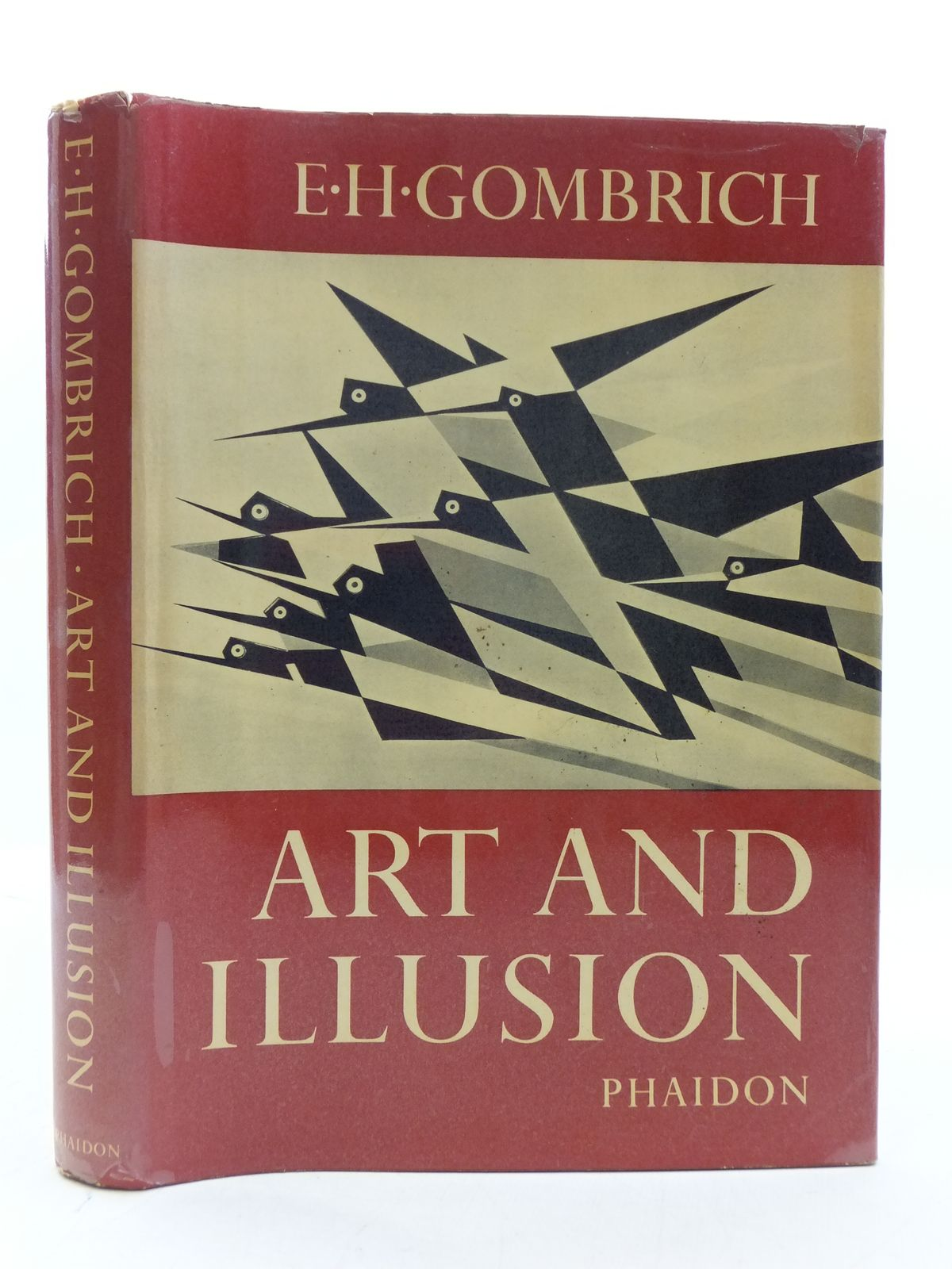 Photo of ART AND ILLUSION written by Gombrich, E.H. published by Phaidon (STOCK CODE: 2113879)  for sale by Stella & Rose's Books
