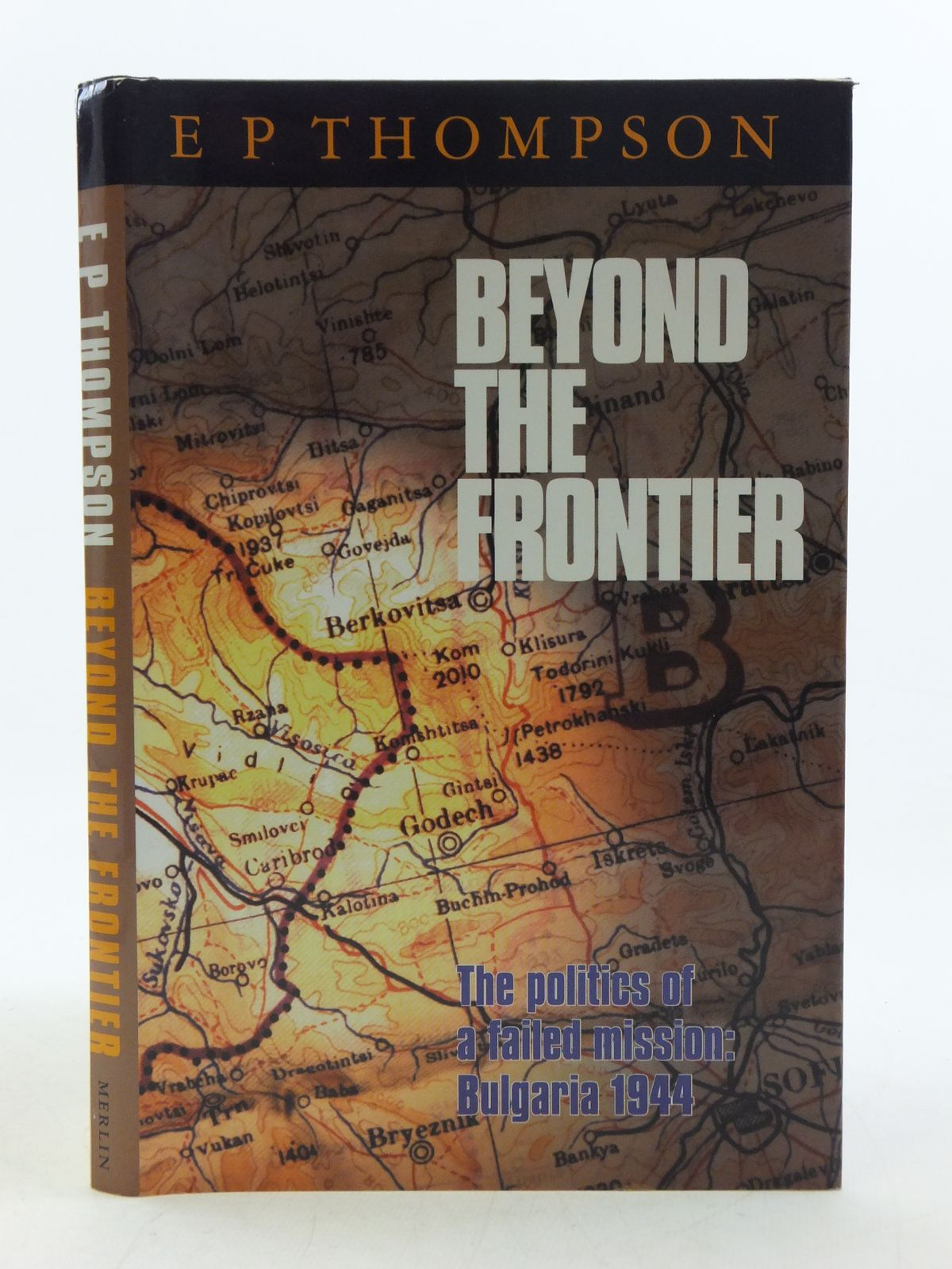 Photo of BEYOND THE FRONTIER written by Thompson, E.P. published by Merlin Press (STOCK CODE: 2113897)  for sale by Stella & Rose's Books