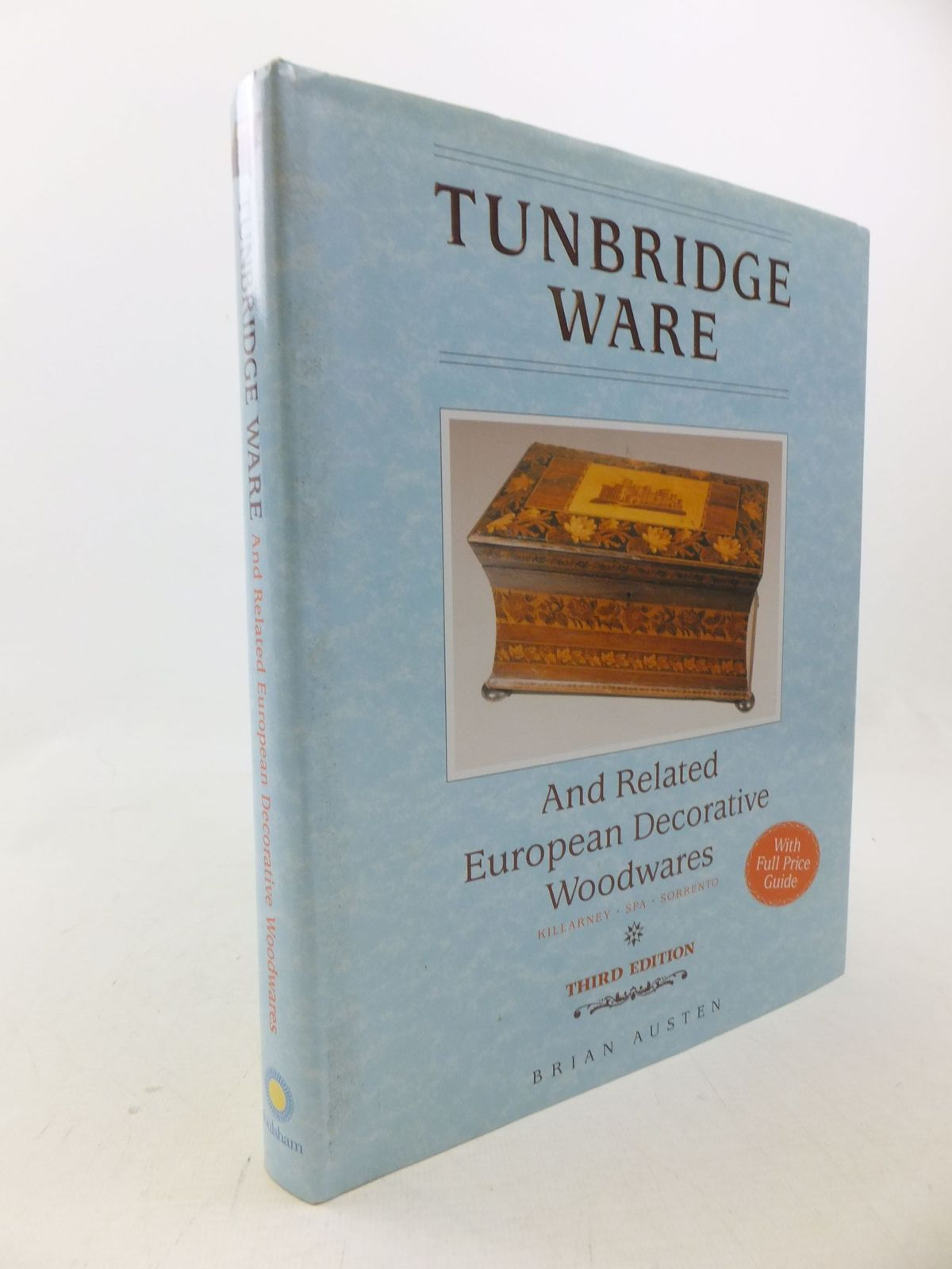 Photo of TUNBRIDGE WARE AND RELATED EUROPEAN DECORATIVE WOODWARES written by Austen, Brian published by Foulsham (STOCK CODE: 2113988)  for sale by Stella & Rose's Books