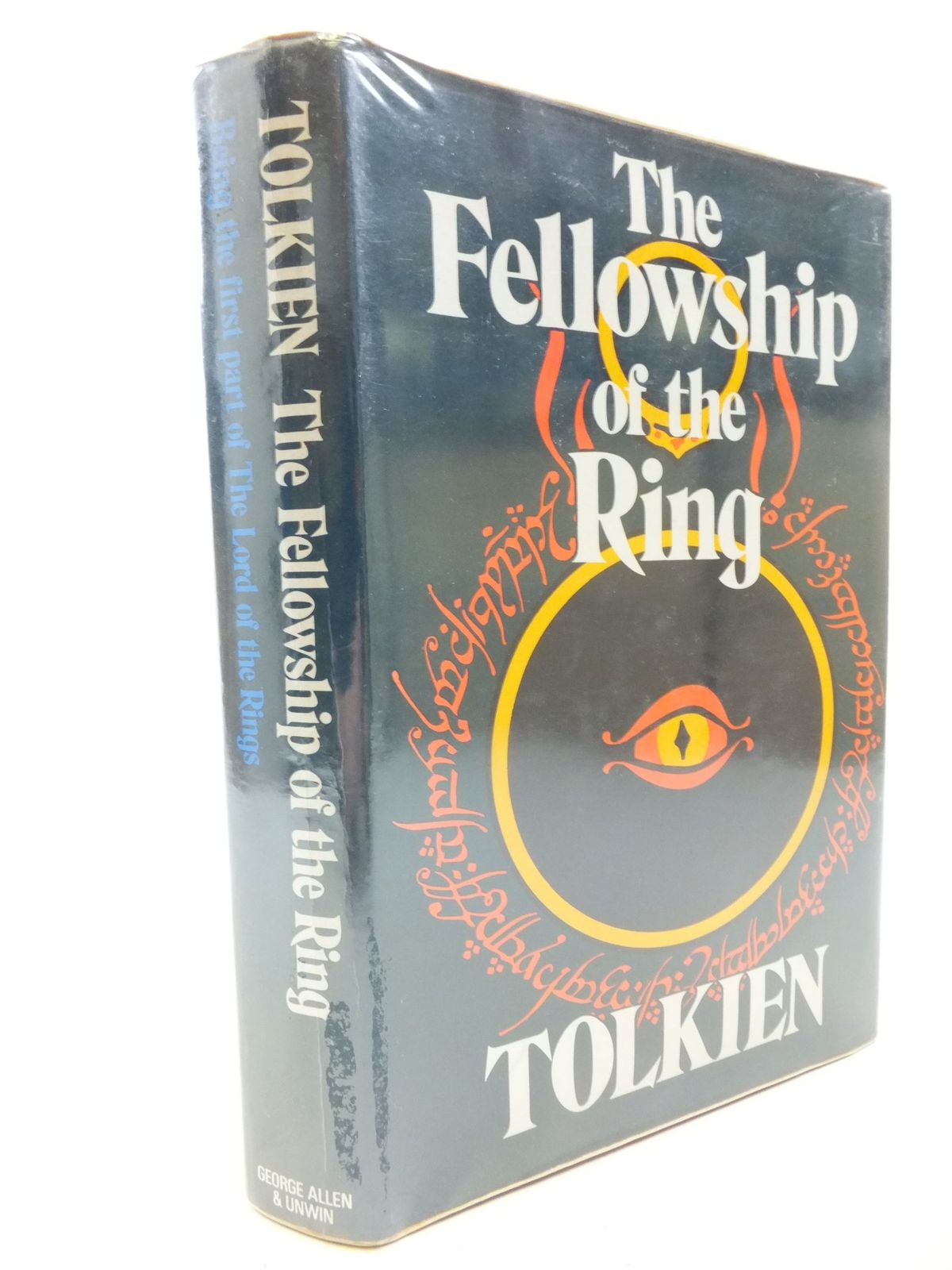 Photo of THE FELLOWSHIP OF THE RING written by Tolkien, J.R.R. published by George Allen & Unwin Ltd. (STOCK CODE: 2113991)  for sale by Stella & Rose's Books