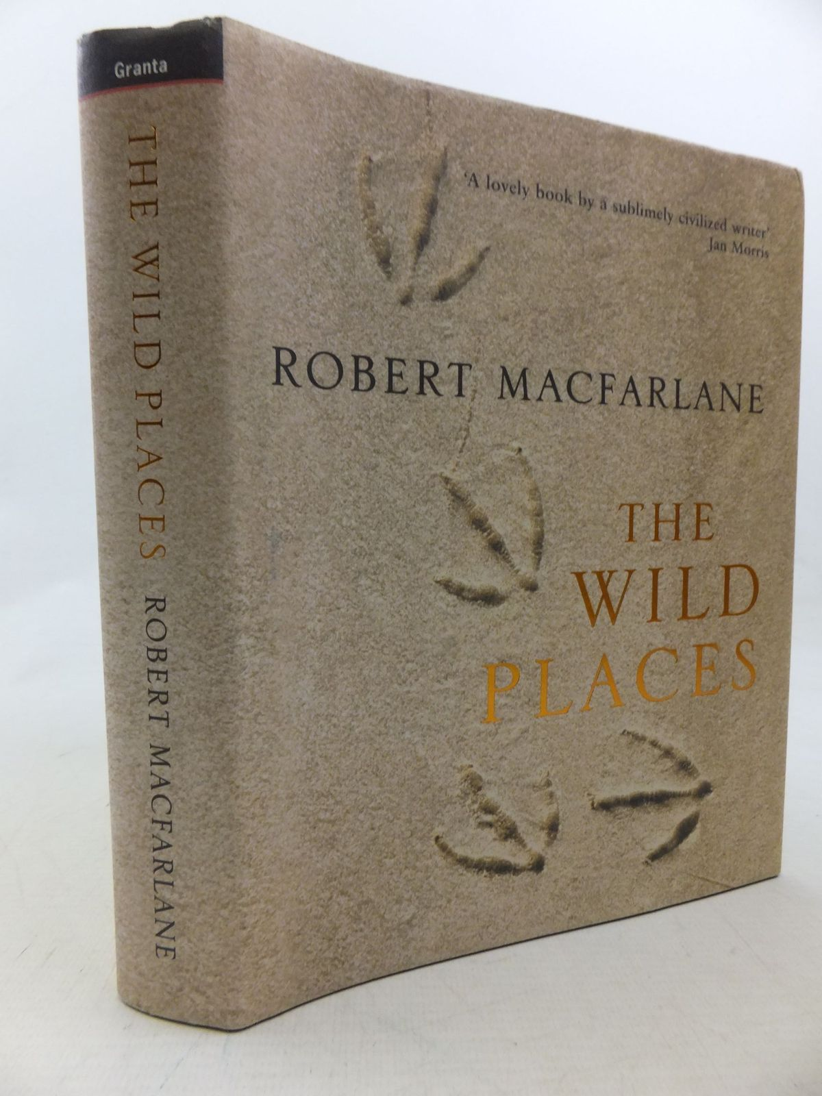 Photo of THE WILD PLACES written by Macfarlane, Robert published by Granta Books (STOCK CODE: 2113997)  for sale by Stella & Rose's Books