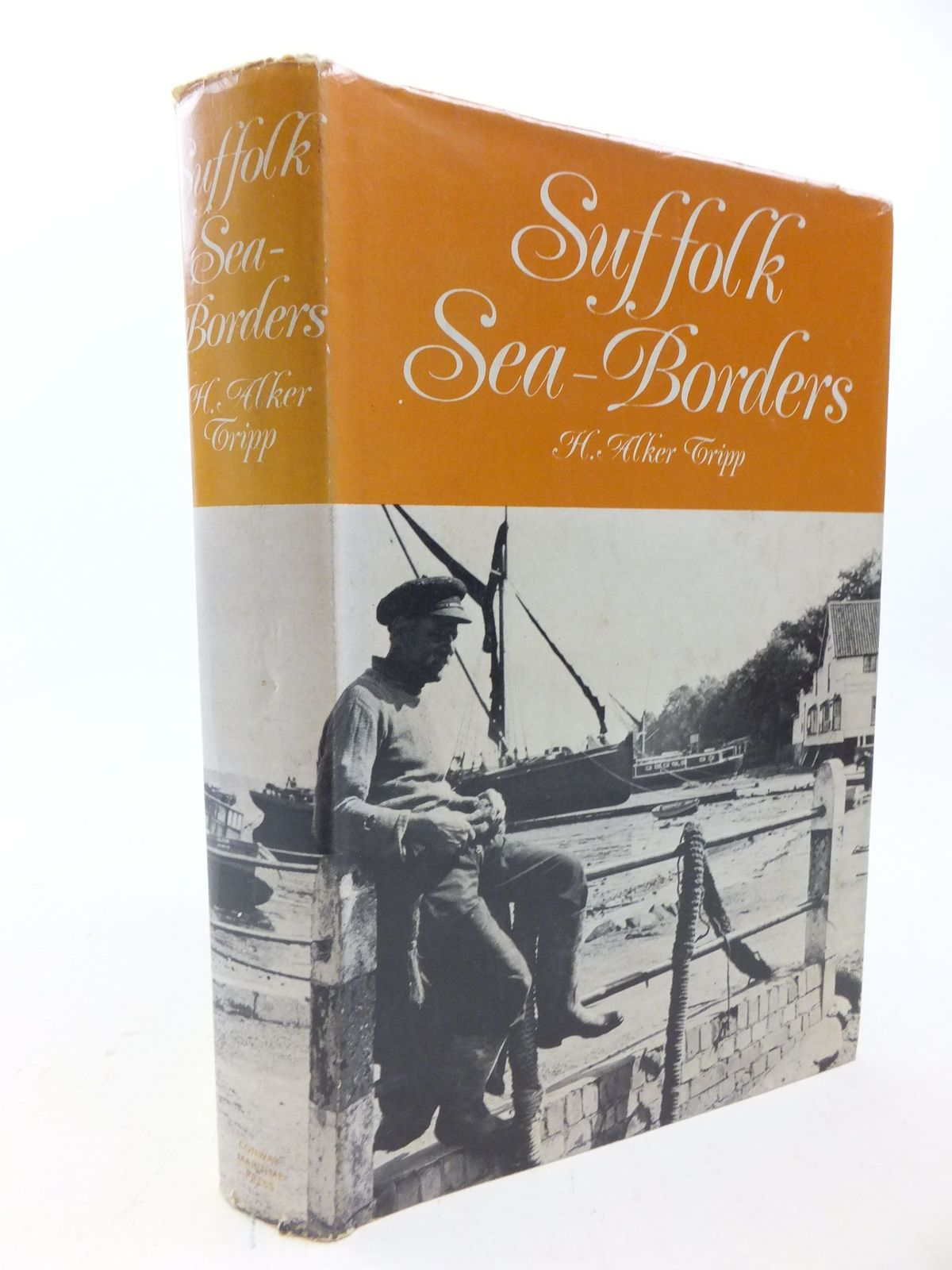 Photo of SUFFOLK SEA-BORDERS written by Tripp, H. Alker illustrated by Tripp, H. Alker published by Conway Maritime Press (STOCK CODE: 2114004)  for sale by Stella & Rose's Books