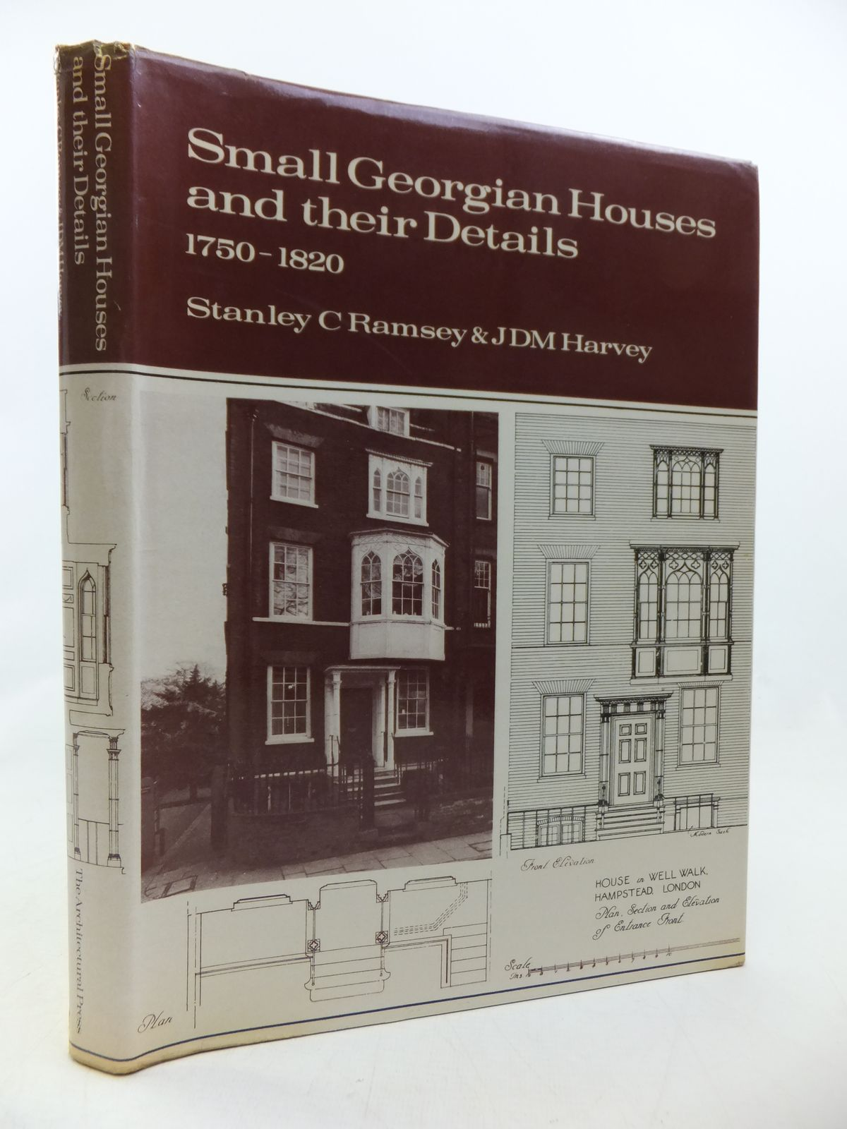 Small Georgian Houses And Their Details 1750-1820