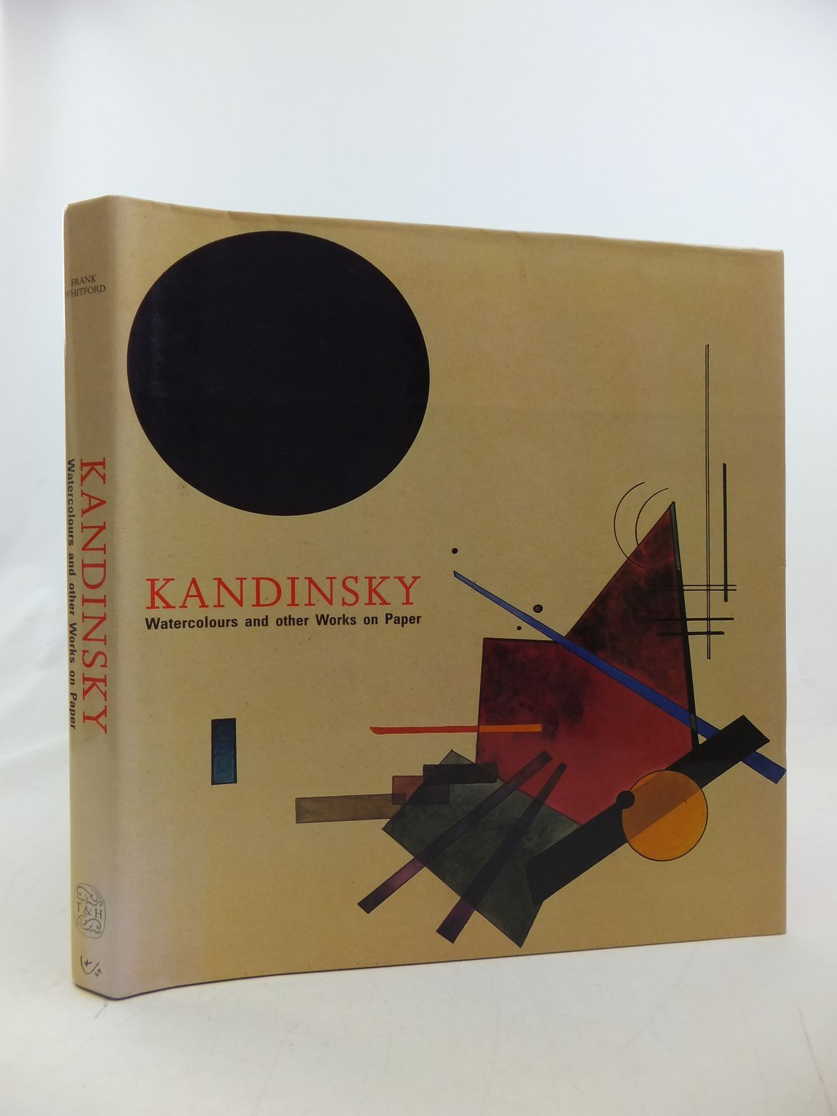 Photo of KANDINSKY WATERCOLOURS AND OTHER WORKS ON PAPER written by Whitford, Frank illustrated by Kandinsky, Vasily published by Thames and Hudson (STOCK CODE: 2114047)  for sale by Stella & Rose's Books