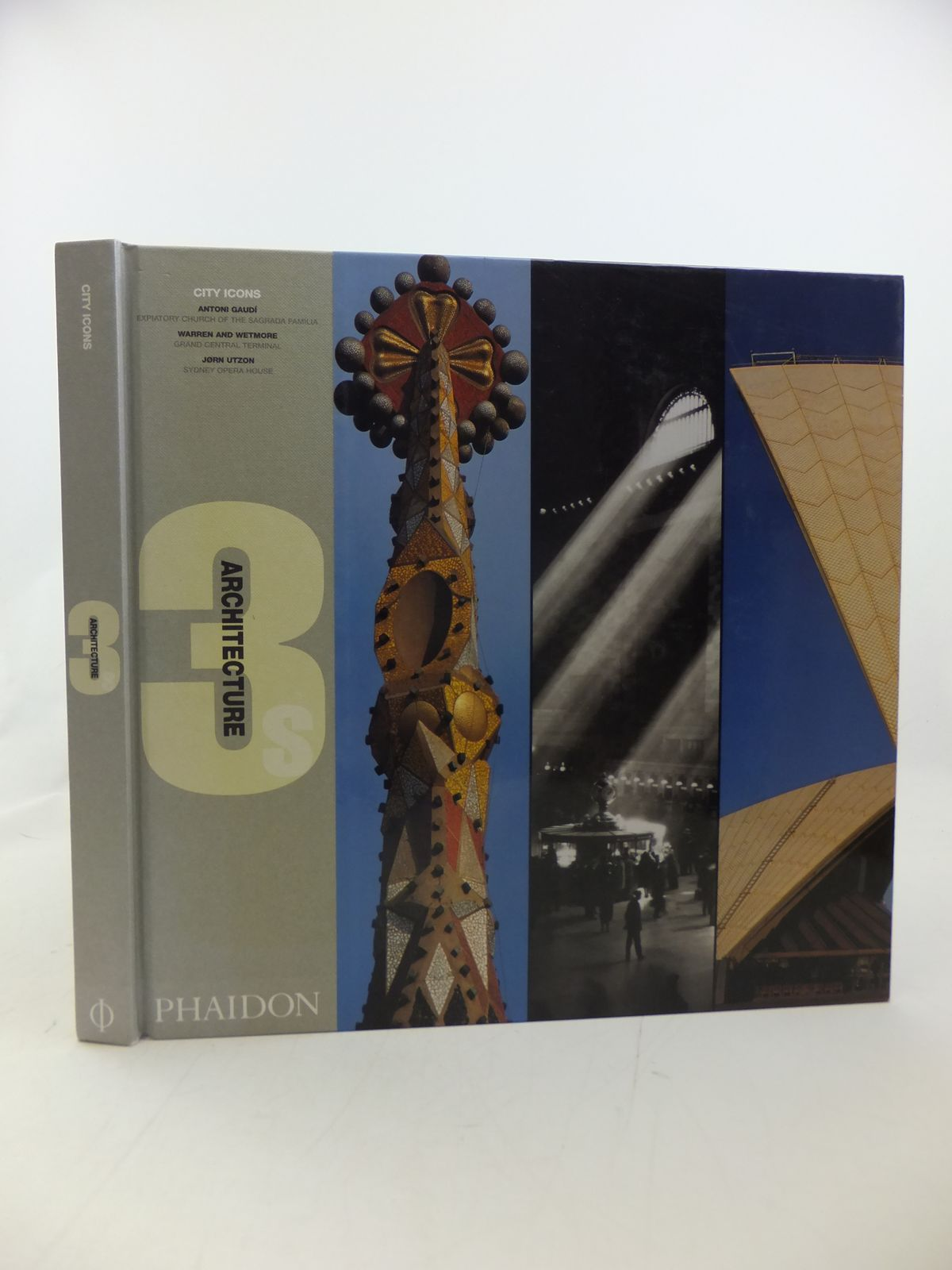 Photo of CITY ICONS (ARCHITECTURE 3S) written by Dunlop, Beth<br />Hector, Denis<br />Burry, Mark<br />Powell, Kenneth<br />Drew, Philip published by Phaidon Press Limited (STOCK CODE: 2114049)  for sale by Stella & Rose's Books