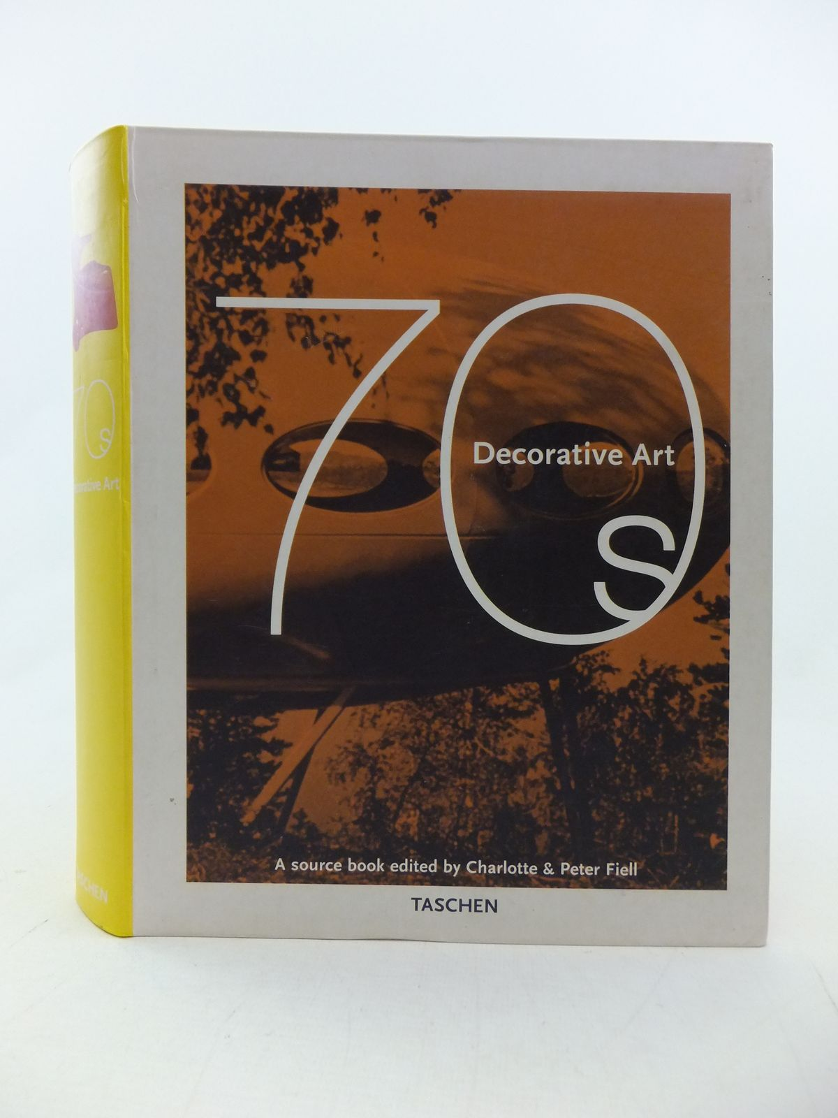 Photo of 70S DECORATIVE ART written by Fiell, Charlotte<br />Fiell, Peter published by Taschen (STOCK CODE: 2114053)  for sale by Stella & Rose's Books