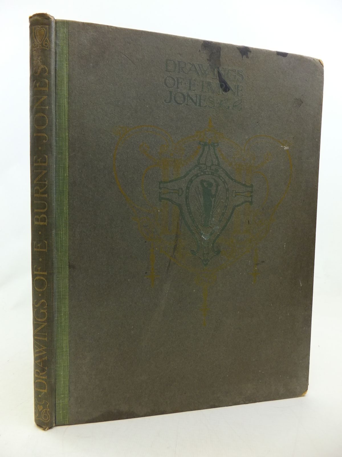 Photo of DRAWINGS OF SIR EDWARD BURNE-JONES written by Wood, T. Martin illustrated by Burne-Jones, Edward published by George Newnes Limited (STOCK CODE: 2114055)  for sale by Stella & Rose's Books