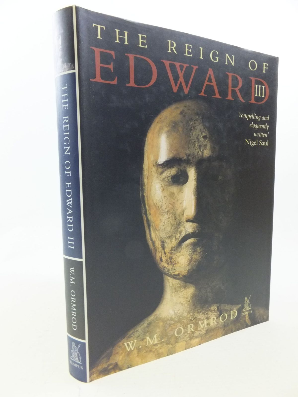 Photo of THE REIGN OF EDWARD III written by Ormrod, W.M. published by Tempus Publishing Ltd (STOCK CODE: 2114068)  for sale by Stella & Rose's Books