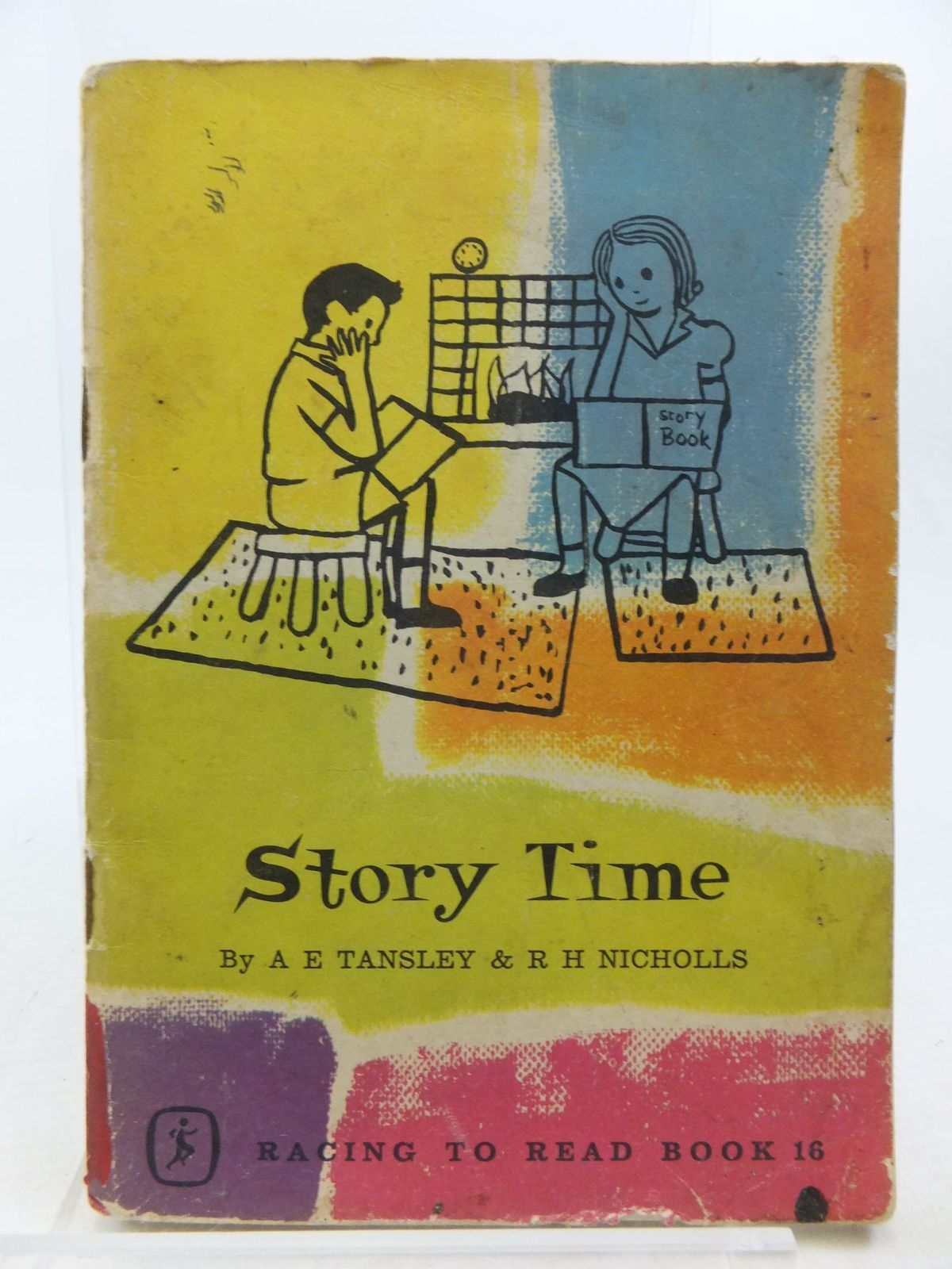Photo of STORY TIME written by Tansley, A.E.<br />Nicholls, R.H. illustrated by Pash, F. published by E.J. Arnold & Son Ltd. (STOCK CODE: 2114086)  for sale by Stella & Rose's Books