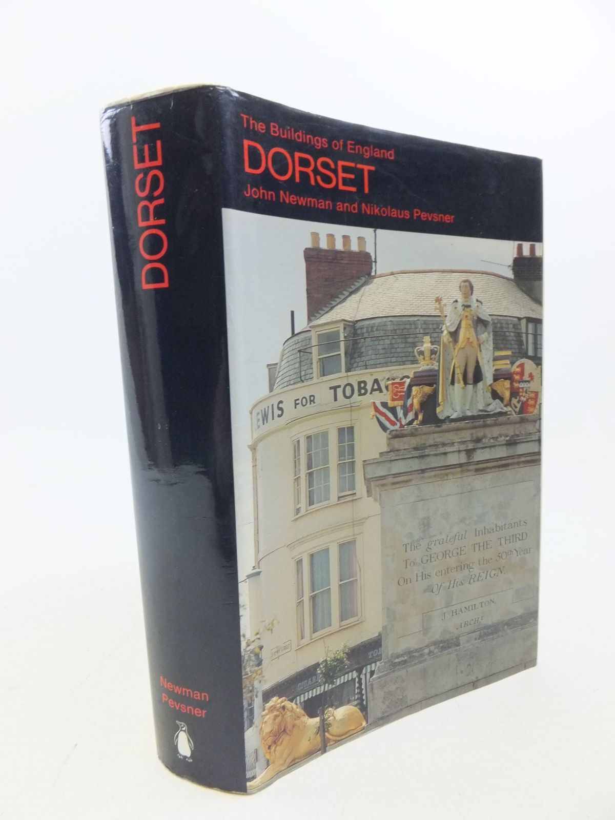 Photo of DORSET (BUILDINGS OF ENGLAND)