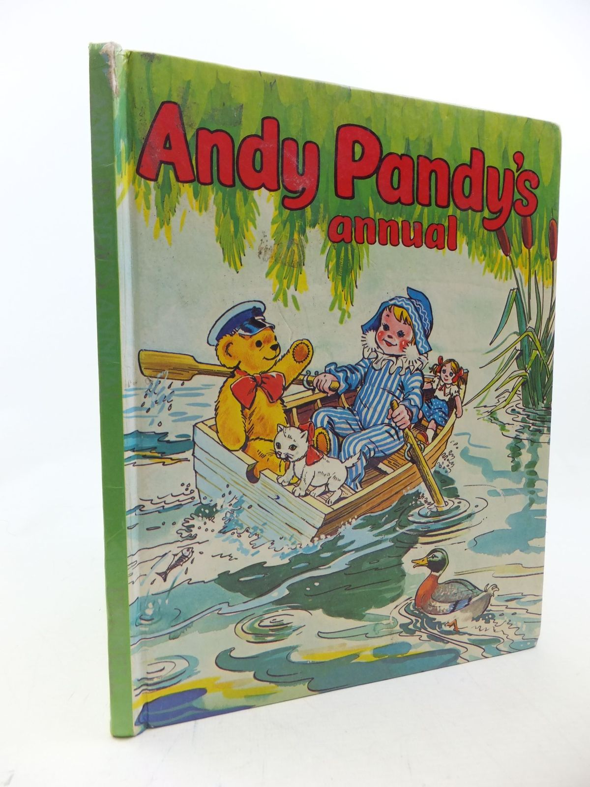 Photo of ANDY PANDY'S ANNUAL written by Bird, Maria illustrated by Gascoigne, Phil published by Purnell (STOCK CODE: 2114127)  for sale by Stella & Rose's Books