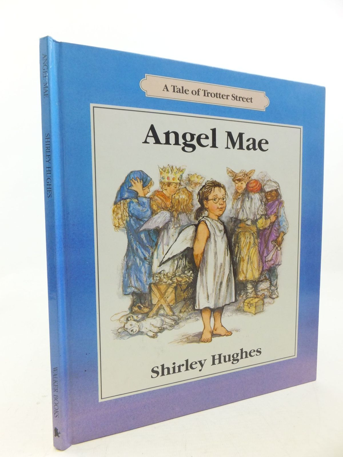 Photo of ANGEL MAE written by Hughes, Shirley illustrated by Hughes, Shirley published by Walker Books (STOCK CODE: 2114244)  for sale by Stella & Rose's Books