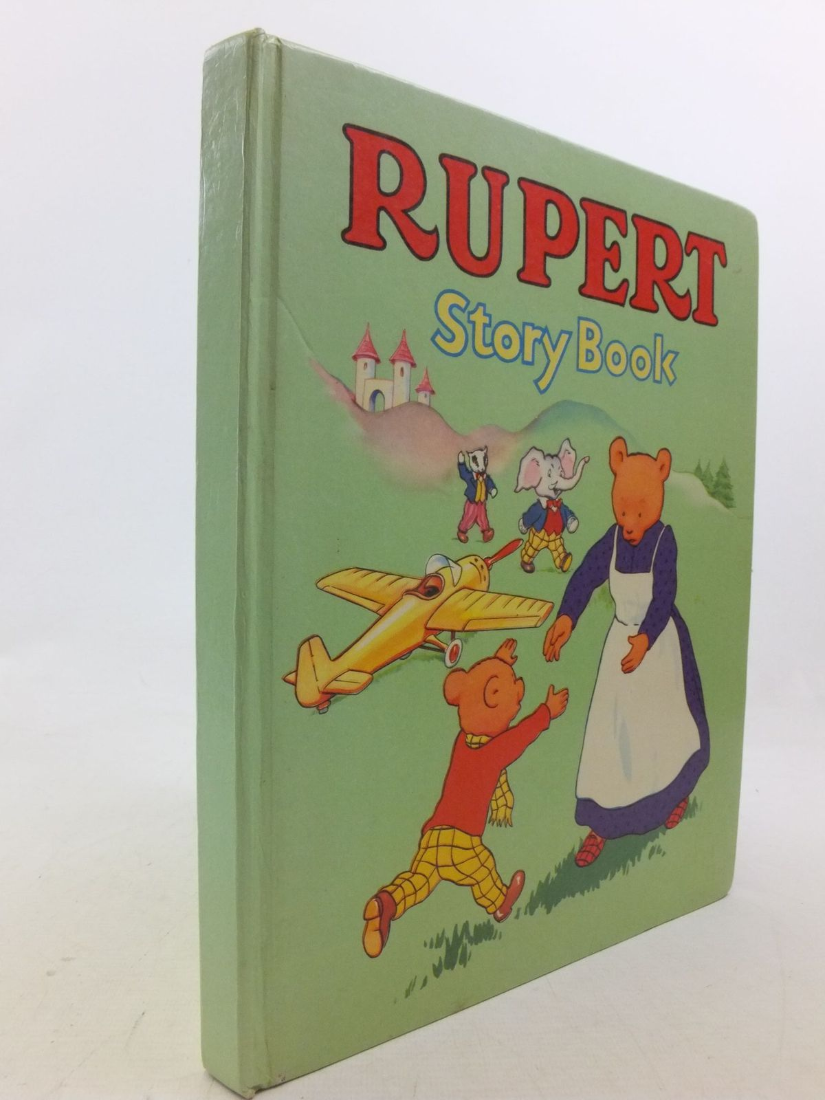Photo of RUPERT STORY BOOK written by Tourtel, Mary published by Purnell (STOCK CODE: 2114263)  for sale by Stella & Rose's Books