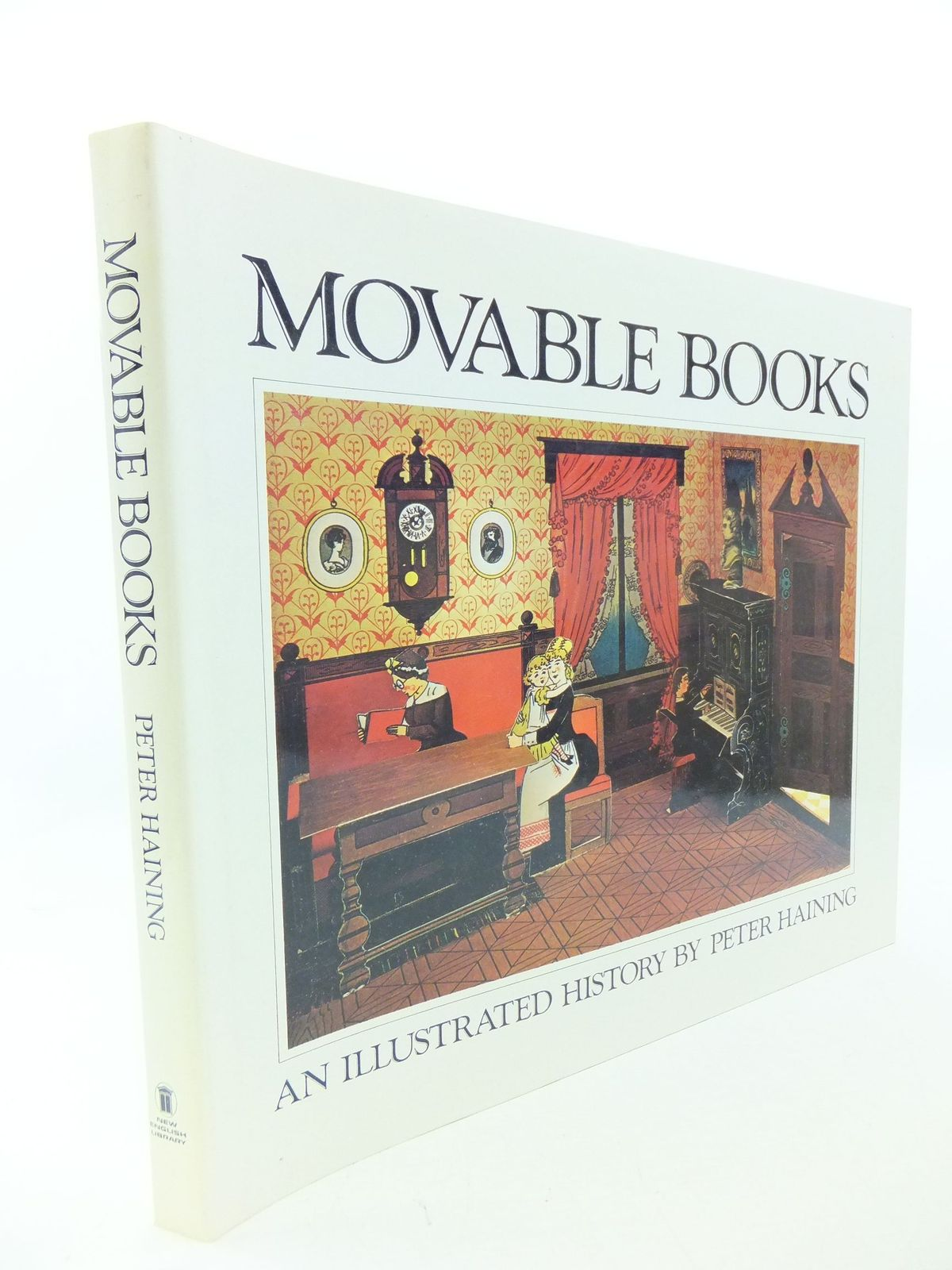 Photo of MOVABLE BOOKS AN ILLUSTRATED HISTORY