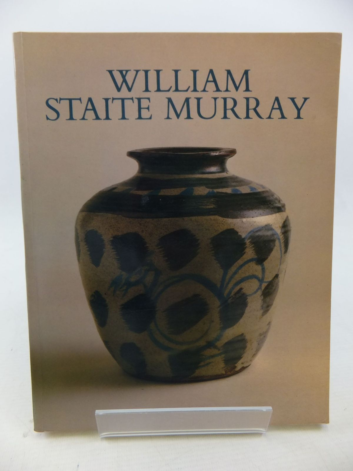 Photo of WILLIAM STAITE MURRAY written by Haslam, Malcolm published by Crafts Council (STOCK CODE: 2114388)  for sale by Stella & Rose's Books