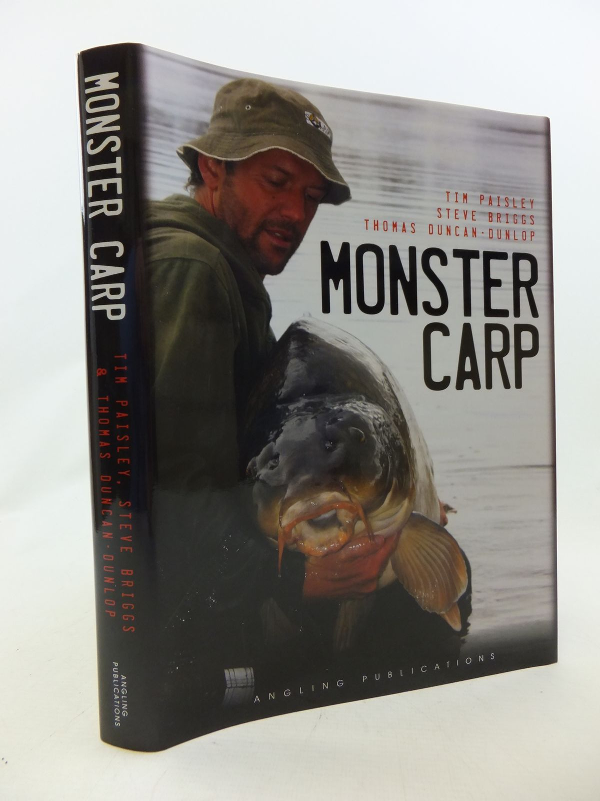 Photo of MONSTER CARP written by Paisley, Tim<br />Briggs, Steve<br />Duncan-Dunlop, Thomas published by Angling Publications (STOCK CODE: 2114438)  for sale by Stella & Rose's Books