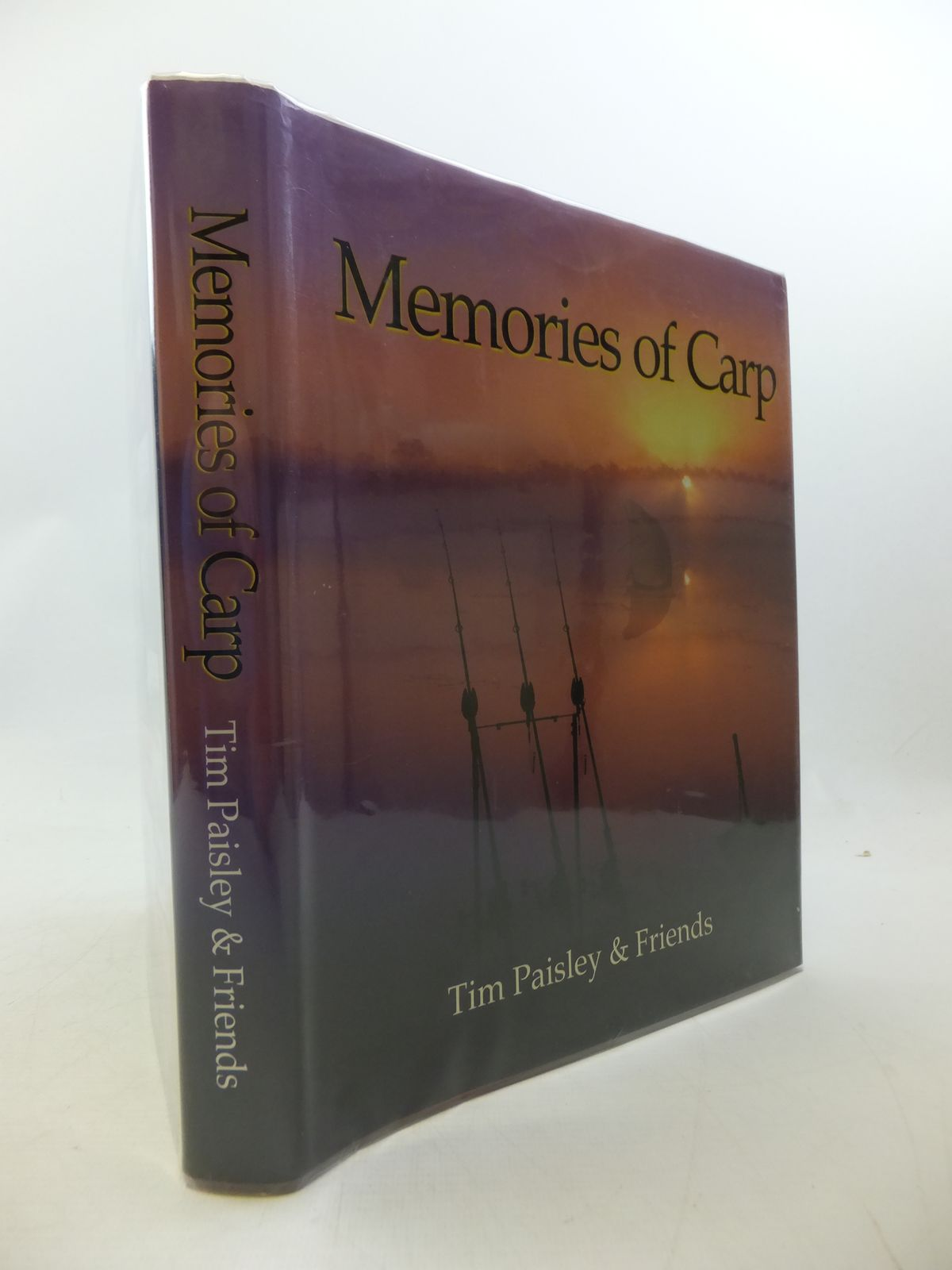 Photo of MEMORIES OF CARP written by Paisley, Tim<br />et al,  published by Angling Publications (STOCK CODE: 2114440)  for sale by Stella & Rose's Books