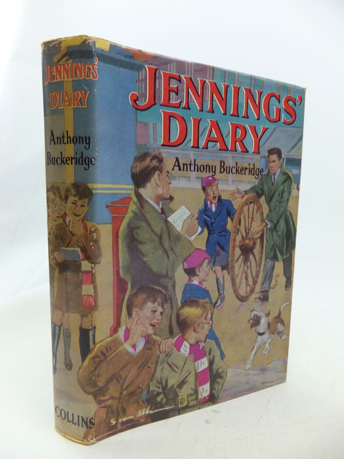 Photo of JENNINGS' DIARY