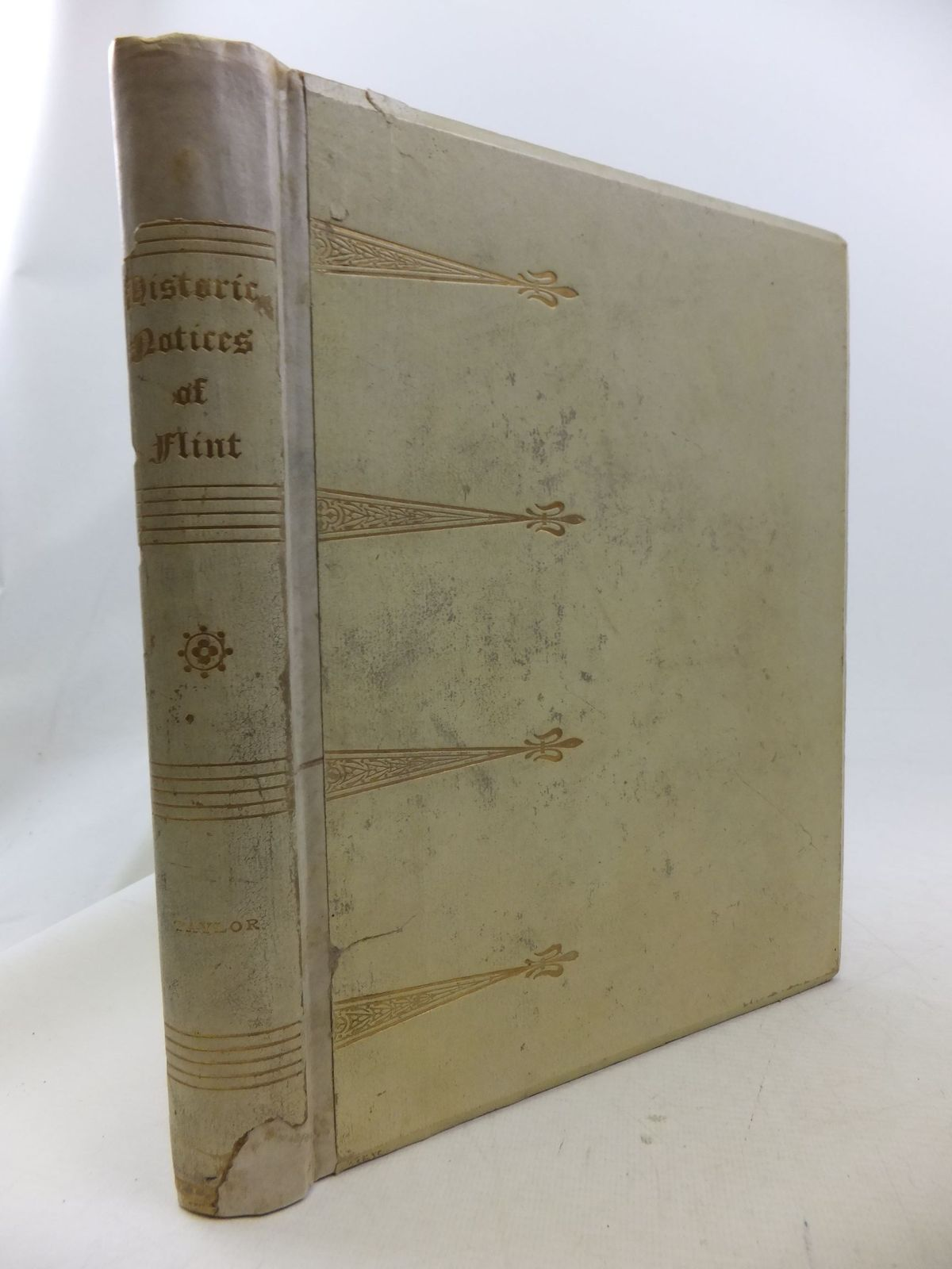 Photo of HISTORIC NOTICES, WITH TOPOGRAPHICAL AND OTHER GLEANINGS DESCRIPTIVE OF THE BOROUGH AND COUNTRY-TOWN OF FLINT written by Taylor, Henry published by Elliot Stock (STOCK CODE: 2114557)  for sale by Stella & Rose's Books