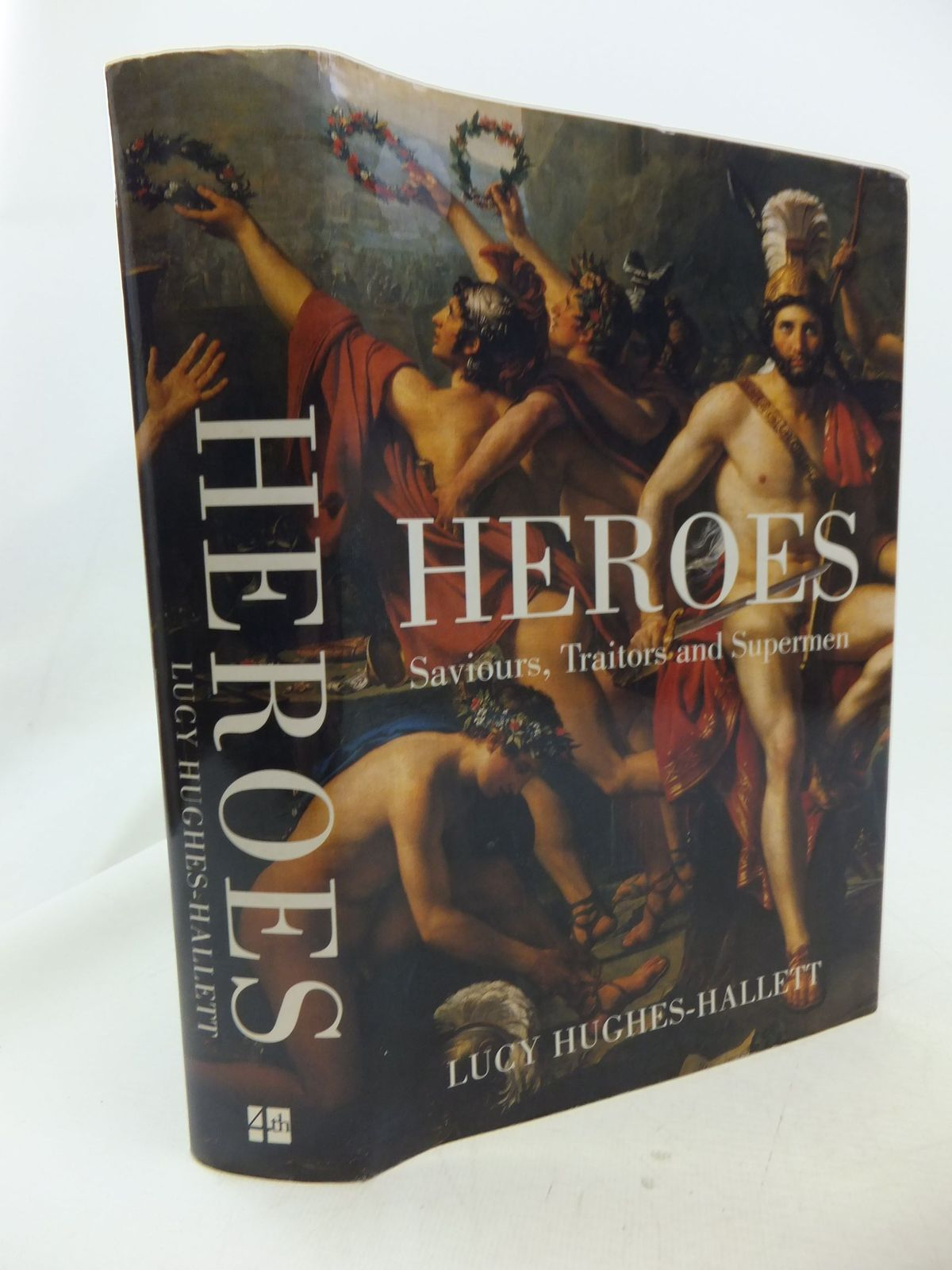 Photo of HEROES written by Hughes-Hallett, Lucy published by Fourth Estate (STOCK CODE: 2114571)  for sale by Stella & Rose's Books