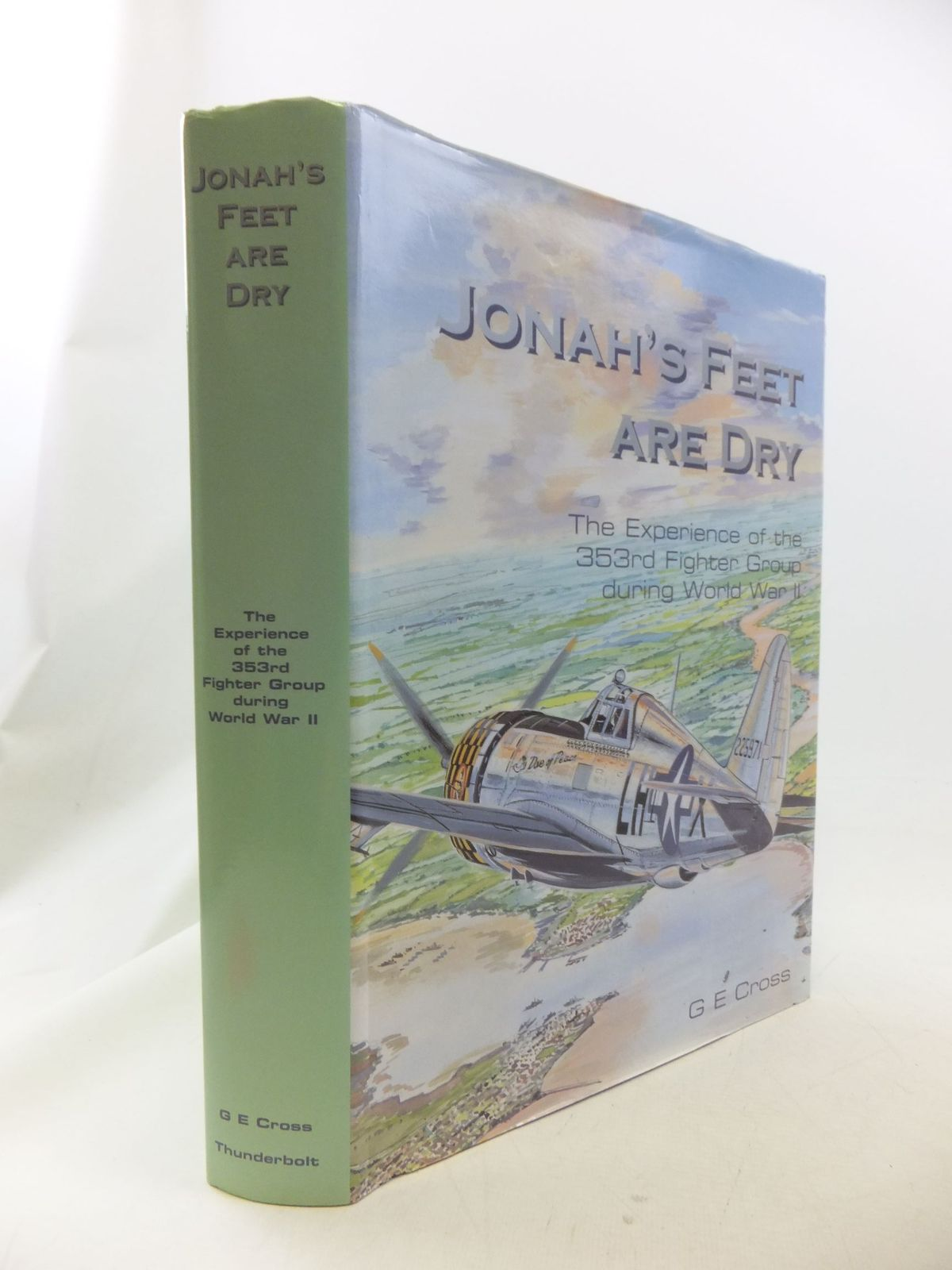 Photo of JONAH'S FEET ARE DRY written by Cross, G.E. published by Thunderbolt Publishing Ltd (STOCK CODE: 2114666)  for sale by Stella & Rose's Books