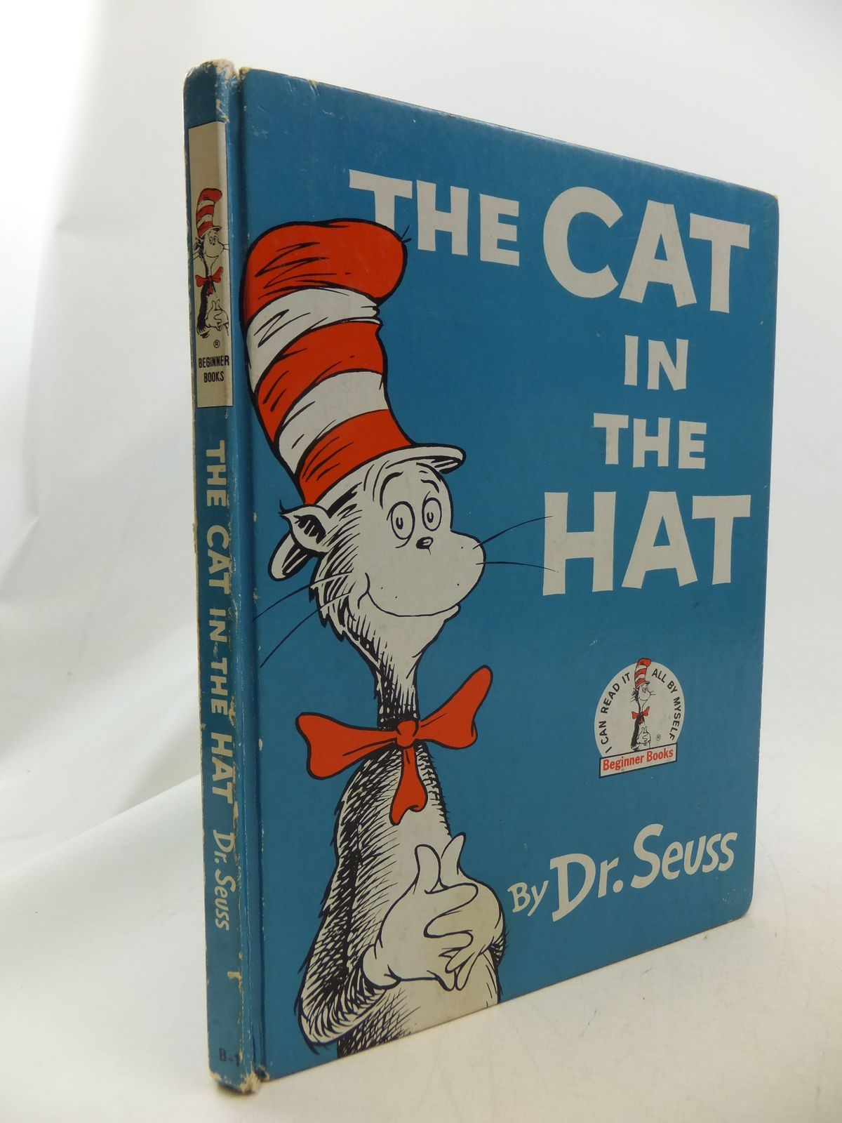 Photo of THE CAT IN THE HAT written by Seuss, Dr. illustrated by Seuss, Dr. published by Random House (STOCK CODE: 2114673)  for sale by Stella & Rose's Books