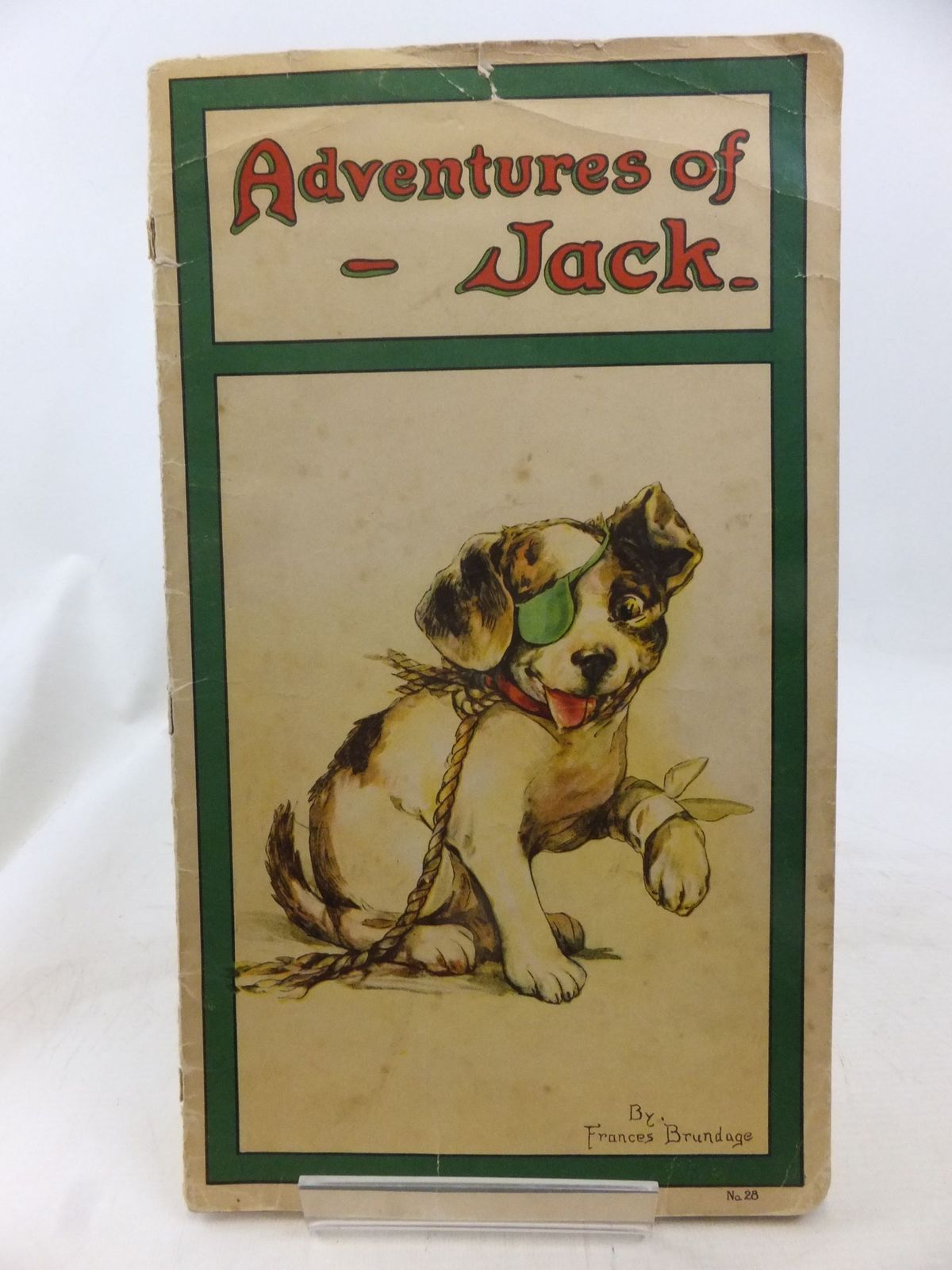 Photo of THE ADVENTURES OF JACK written by Brundage, Frances illustrated by Brundage, Frances published by Stecher Litho. Co. (STOCK CODE: 2114699)  for sale by Stella & Rose's Books