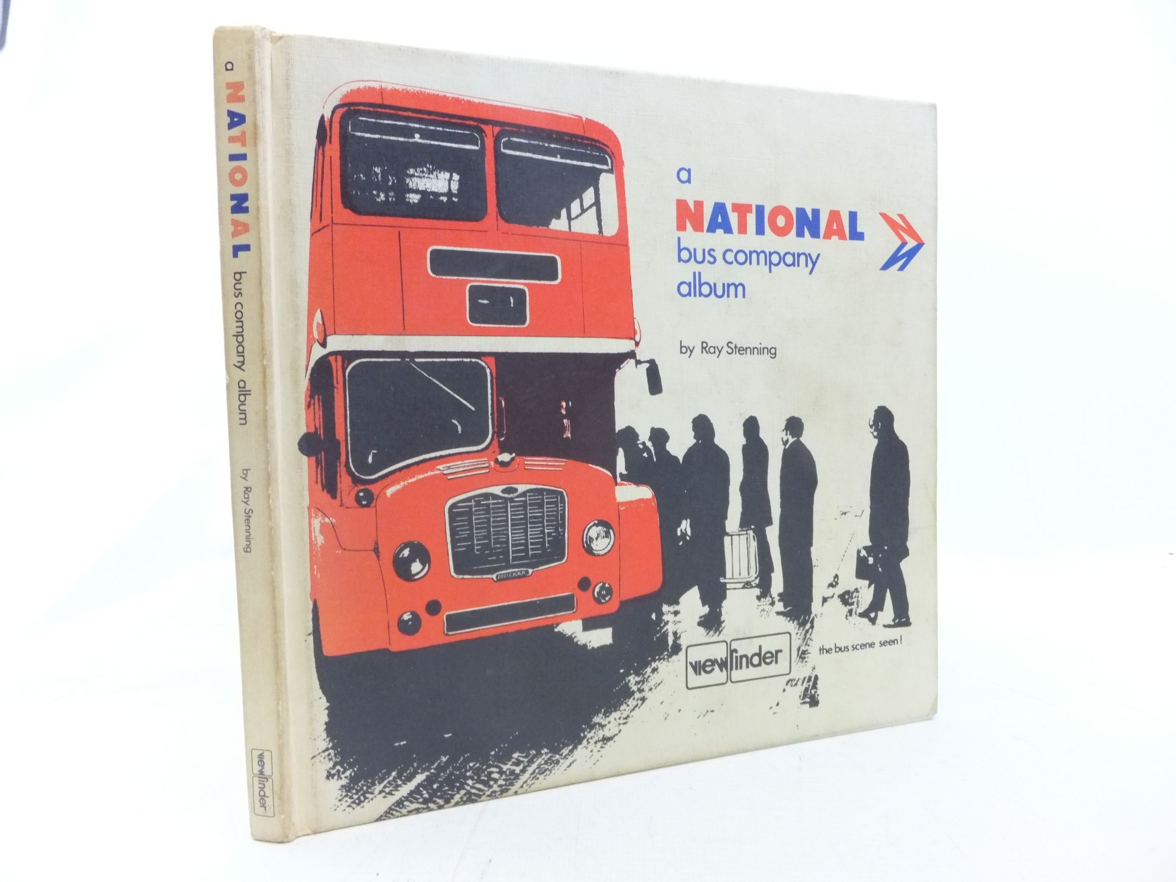 Photo of A NATIONAL BUS COMPANY ALBUM written by Stenning, Ray published by View Finder (STOCK CODE: 2114768)  for sale by Stella & Rose's Books