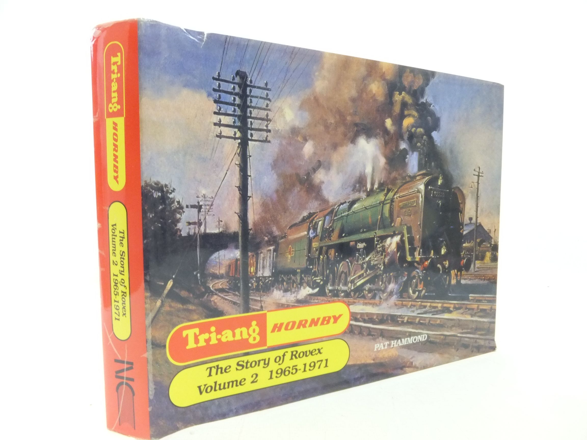 Photo of TRI-ANG HORNBY THE STORY OF ROVEX VOLUME 2 1965-1971 written by Hammond, Pat published by New Cavendish Books (STOCK CODE: 2114772)  for sale by Stella & Rose's Books