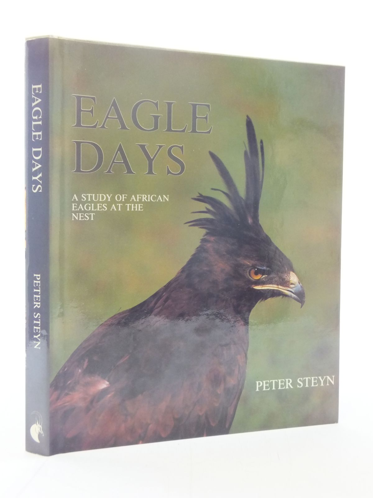 Photo of EAGLE DAYS A STUDY OF AFRICAN EAGLES AT THE NEST written by Steyn, Peter published by Sable Publishers (STOCK CODE: 2114781)  for sale by Stella & Rose's Books