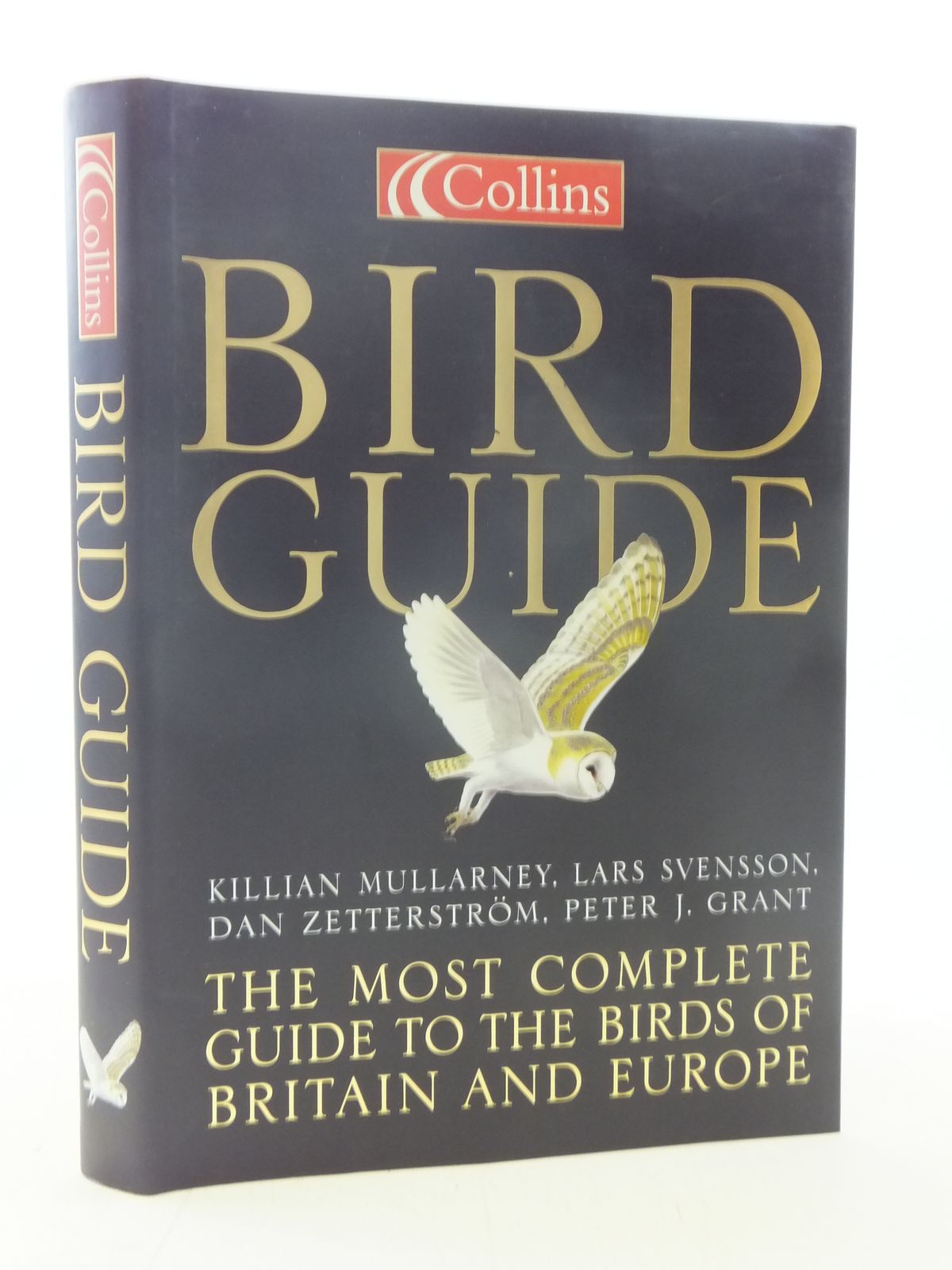 Photo of COLLINS BIRD GUIDE written by Svensson, Lars<br />Grant, Peter J. illustrated by Mullarney, Killian<br />Zetterstrom, Dan published by Harper Collins (STOCK CODE: 2114785)  for sale by Stella & Rose's Books