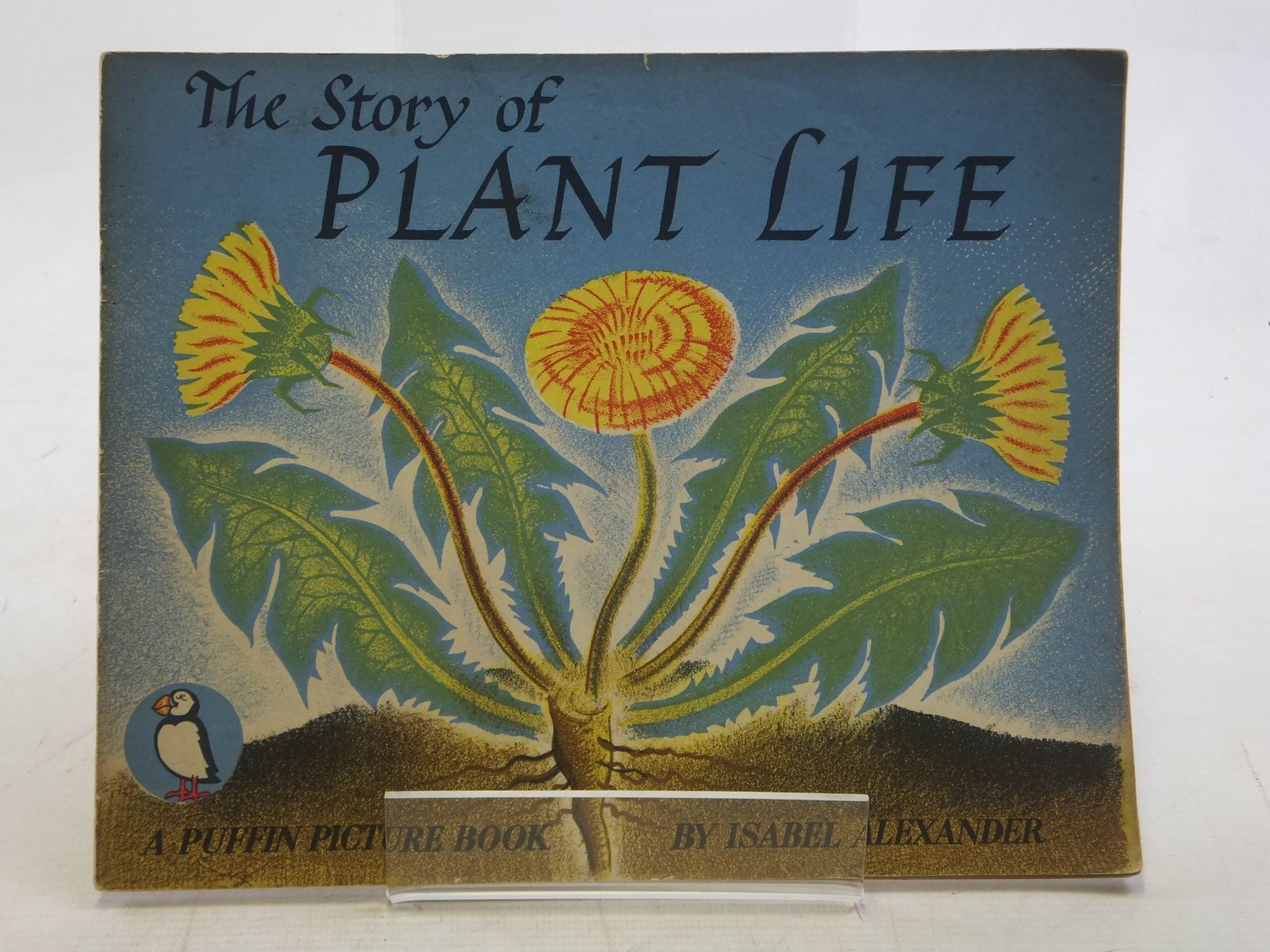 Photo of THE STORY OF PLANT LIFE written by Alexander, Isabel illustrated by Alexander, Isabel published by Penguin Books (STOCK CODE: 2114871)  for sale by Stella & Rose's Books