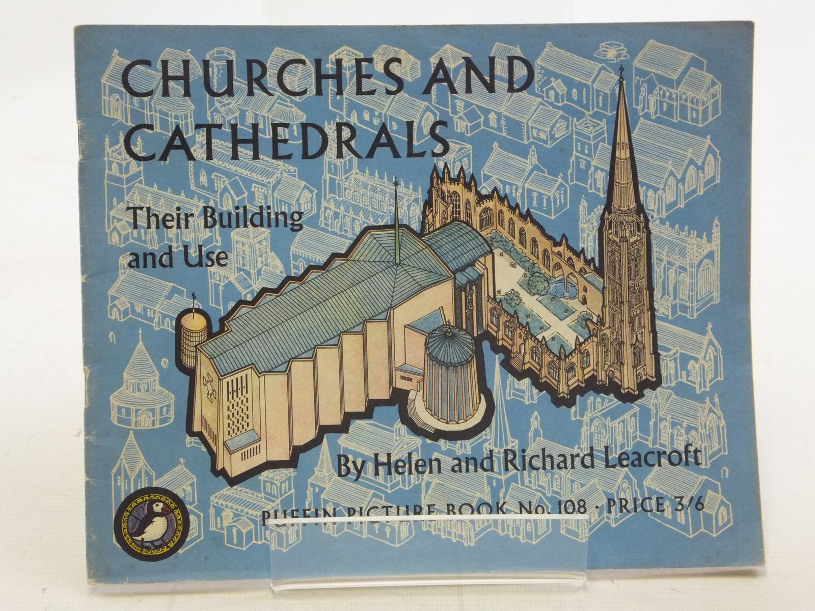 Photo of CHURCHES AND CATHEDRALS THEIR BUILDING AND USE