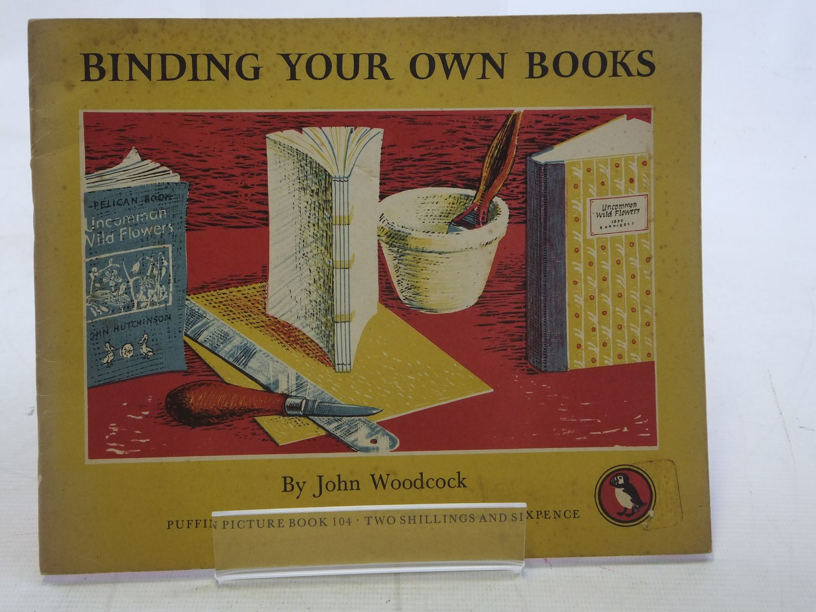 Photo of BINDING YOUR OWN BOOKS
