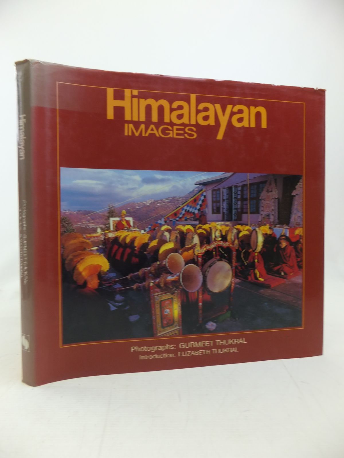 Photo of HIMALAYAN IMAGES written by Thukral, Elizabeth published by Spantech Publishers (STOCK CODE: 2115037)  for sale by Stella & Rose's Books