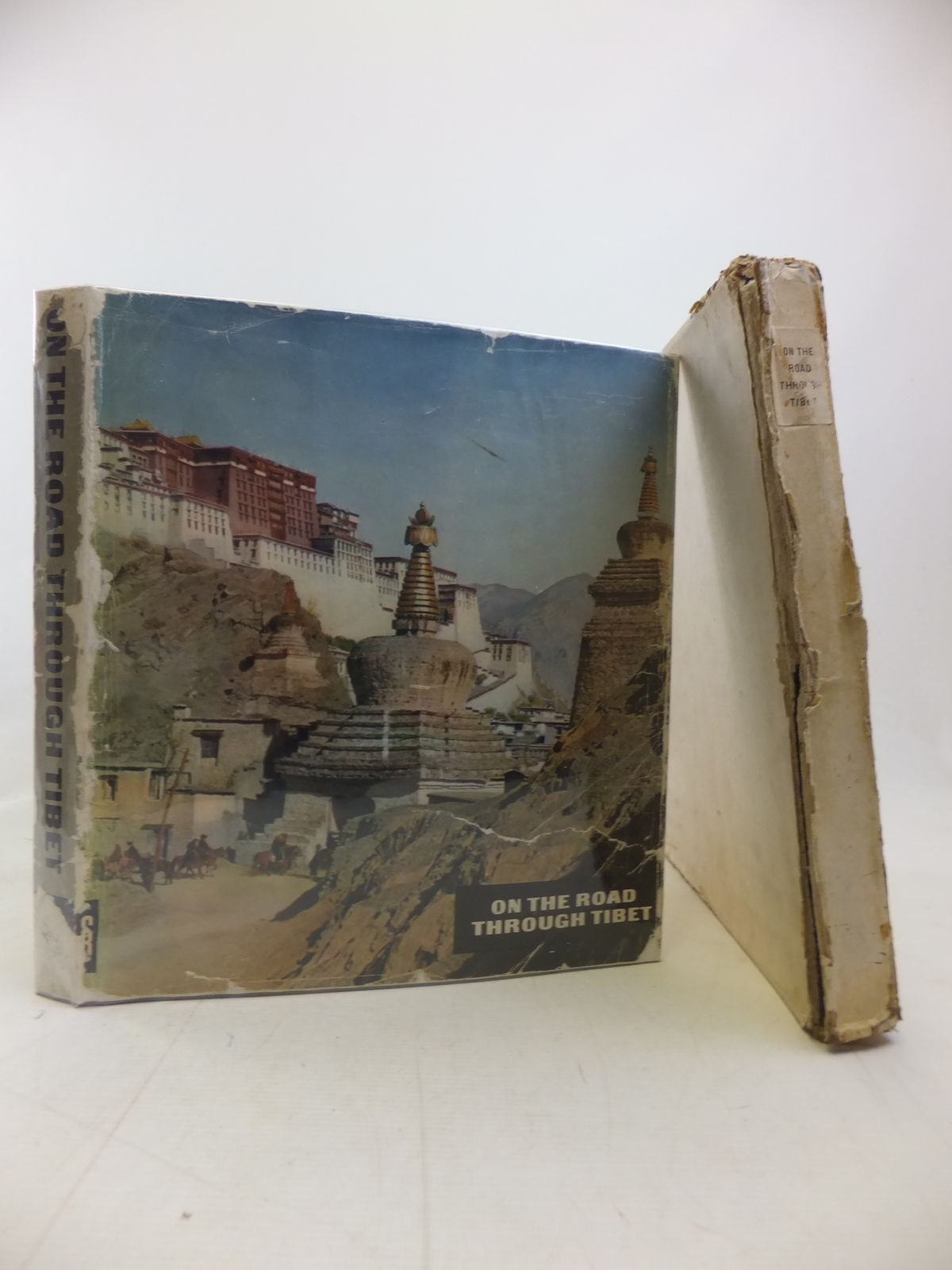 Photo of ON THE ROAD THROUGH TIBET written by Sis, Vladimir<br />Vanis, Josef<br />Urwin, Iris published by Spring Books (STOCK CODE: 2115045)  for sale by Stella & Rose's Books