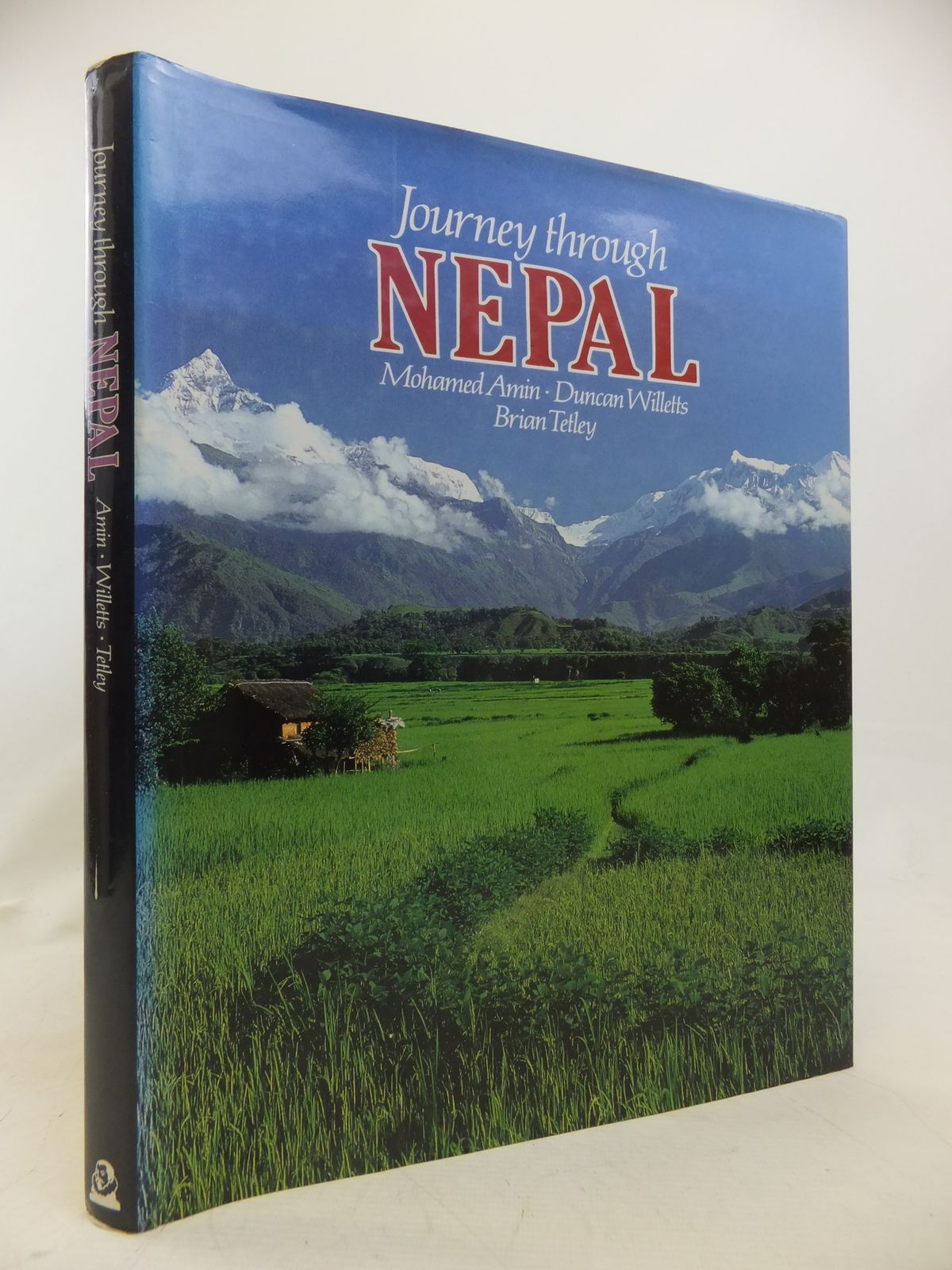 Photo of JOURNEY THROUGH NEPAL written by Amin, Mohamed<br />Willetts, Duncan<br />Tetley, Brian published by The Bodley Head (STOCK CODE: 2115046)  for sale by Stella & Rose's Books