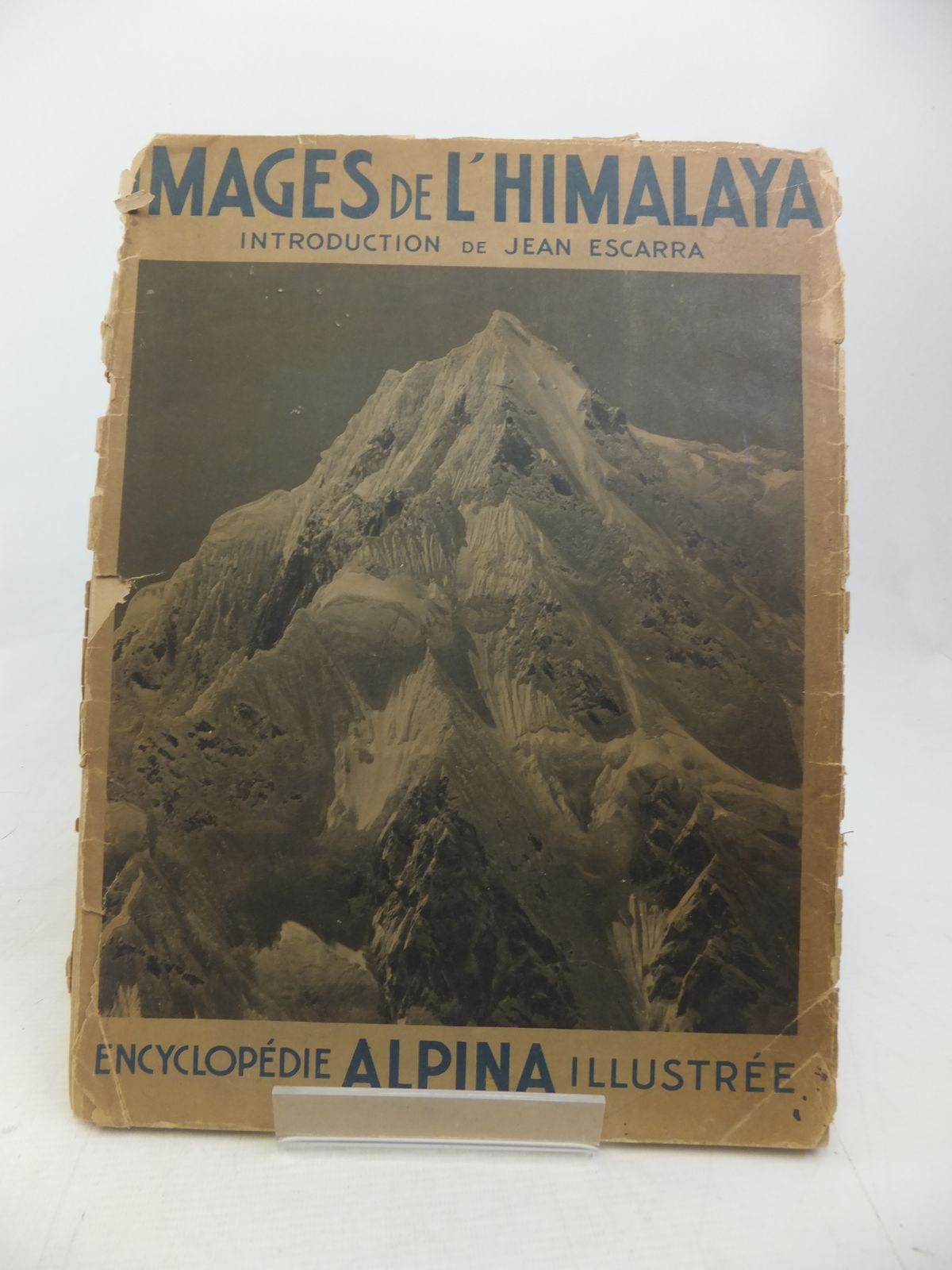 Photo of IMAGES DE L'HIMALAYA written by Escarra, Jean (STOCK CODE: 2115047)  for sale by Stella & Rose's Books