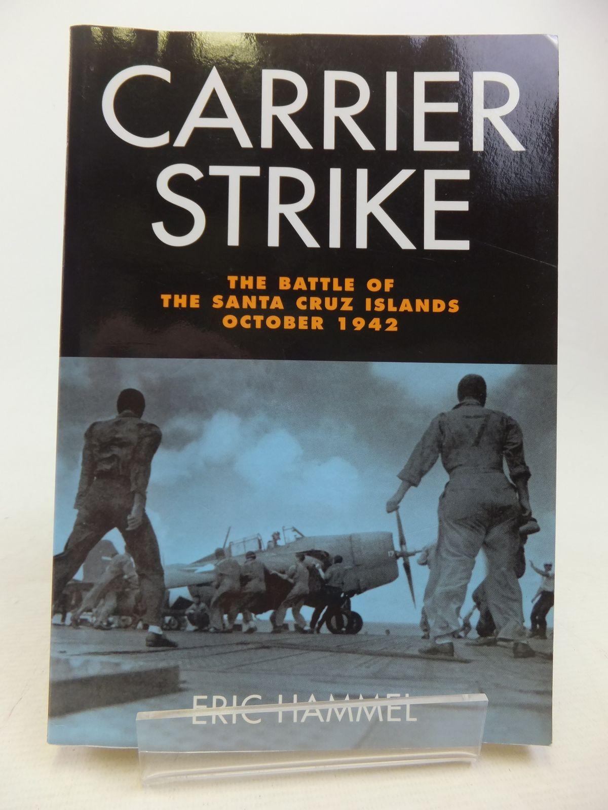 Photo of CARRIER STRIKE THE BATTLE OF THE SANTA CRUZ ISLANDS OCTOBER 1942