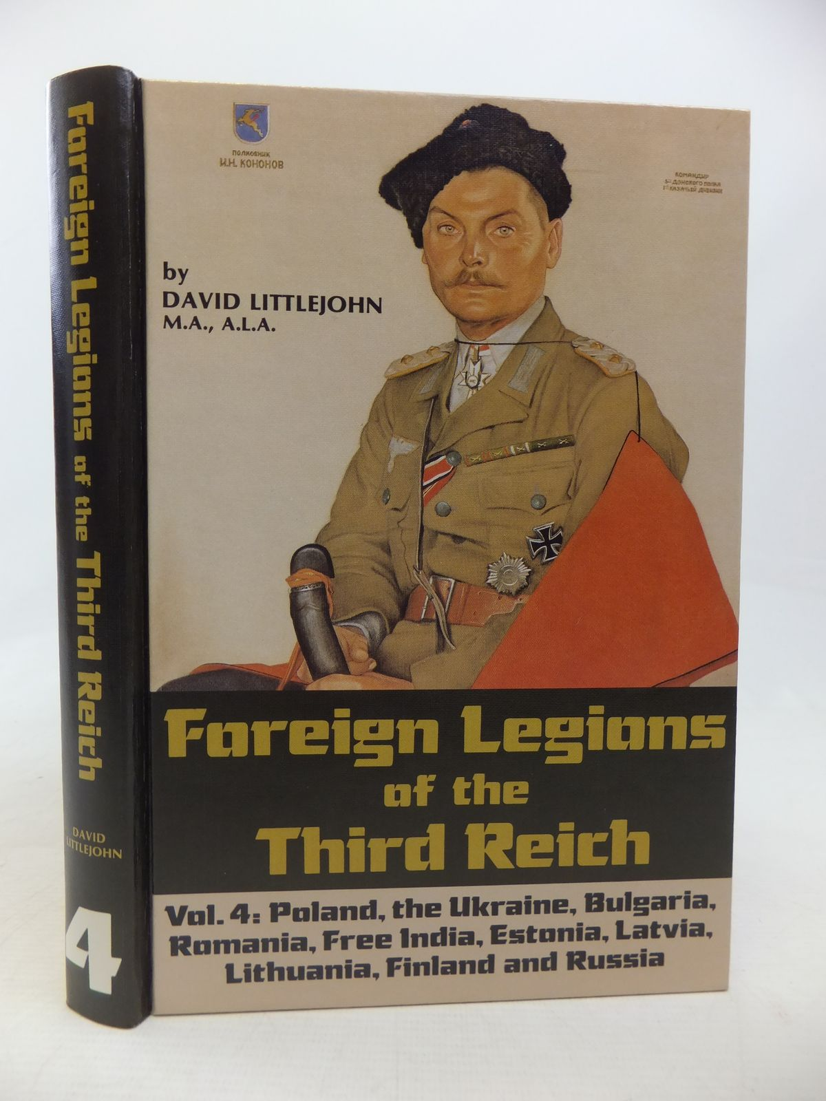 Photo of FOREIGN LEGIONS OF THE THIRD REICH VOL. 4