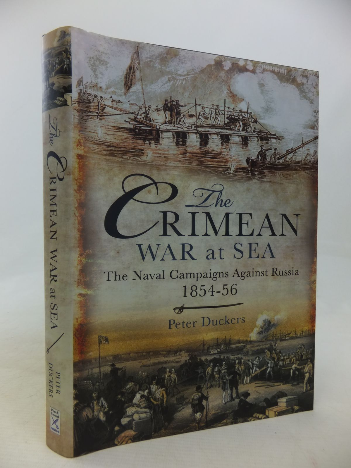 Photo of THE CRIMEAN WAR AT SEA THE NAVAL CAMPAIGNS AGAINST RUSSIA 1854-56