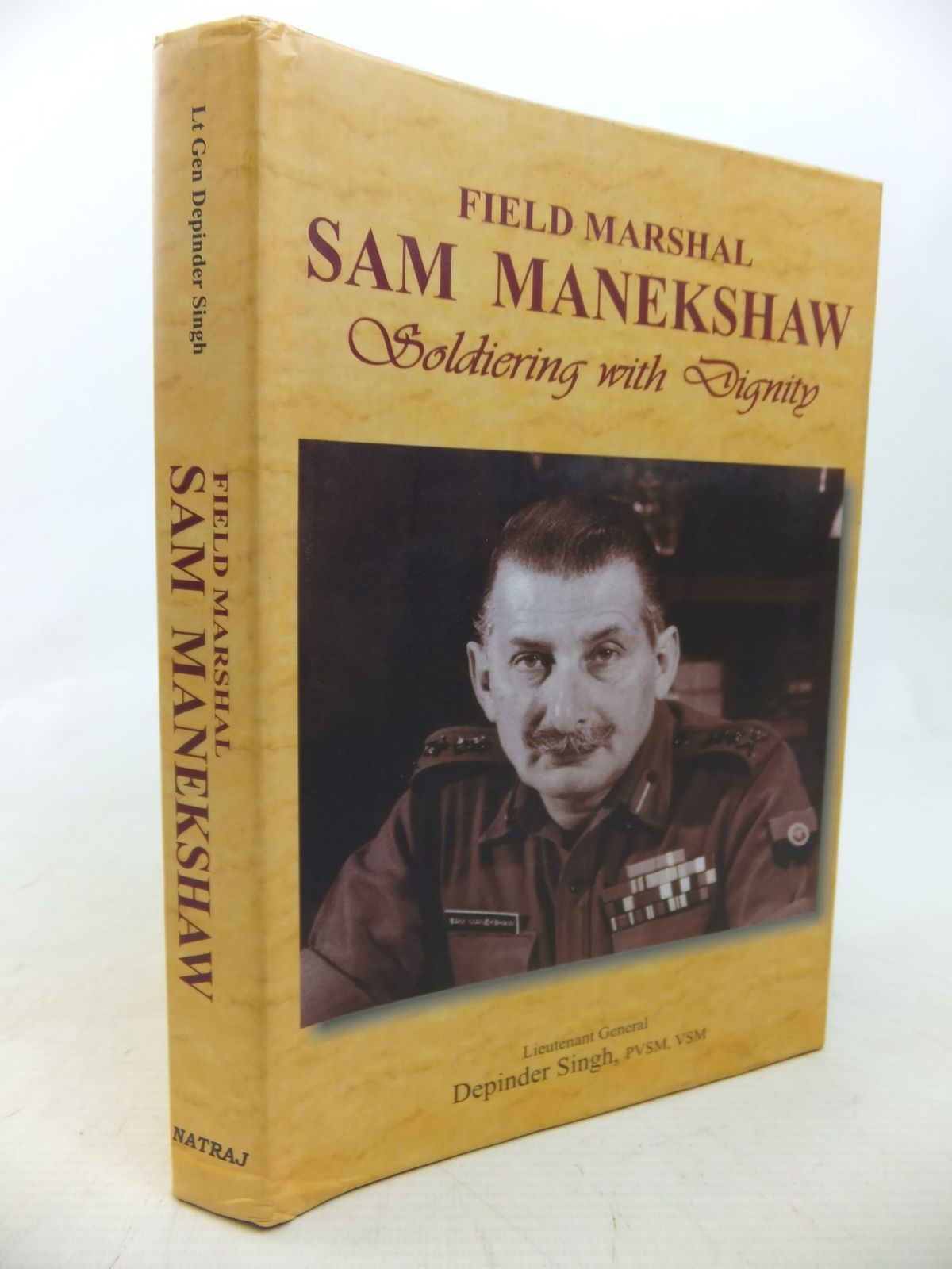 field marshal sam manekshaw soldiering with dignity pdf