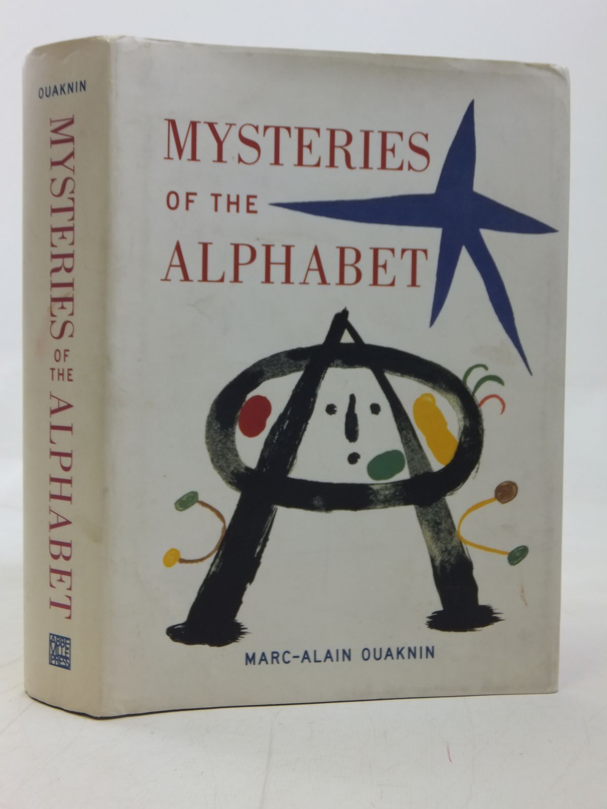 Photo of MYSTERIES OF THE ALPHABET
