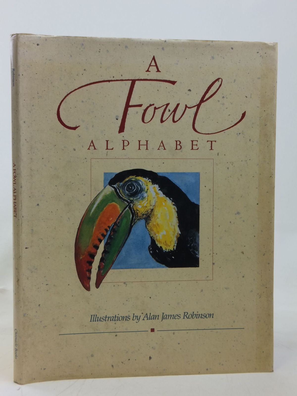 Photo of A FOWL ALPHABET