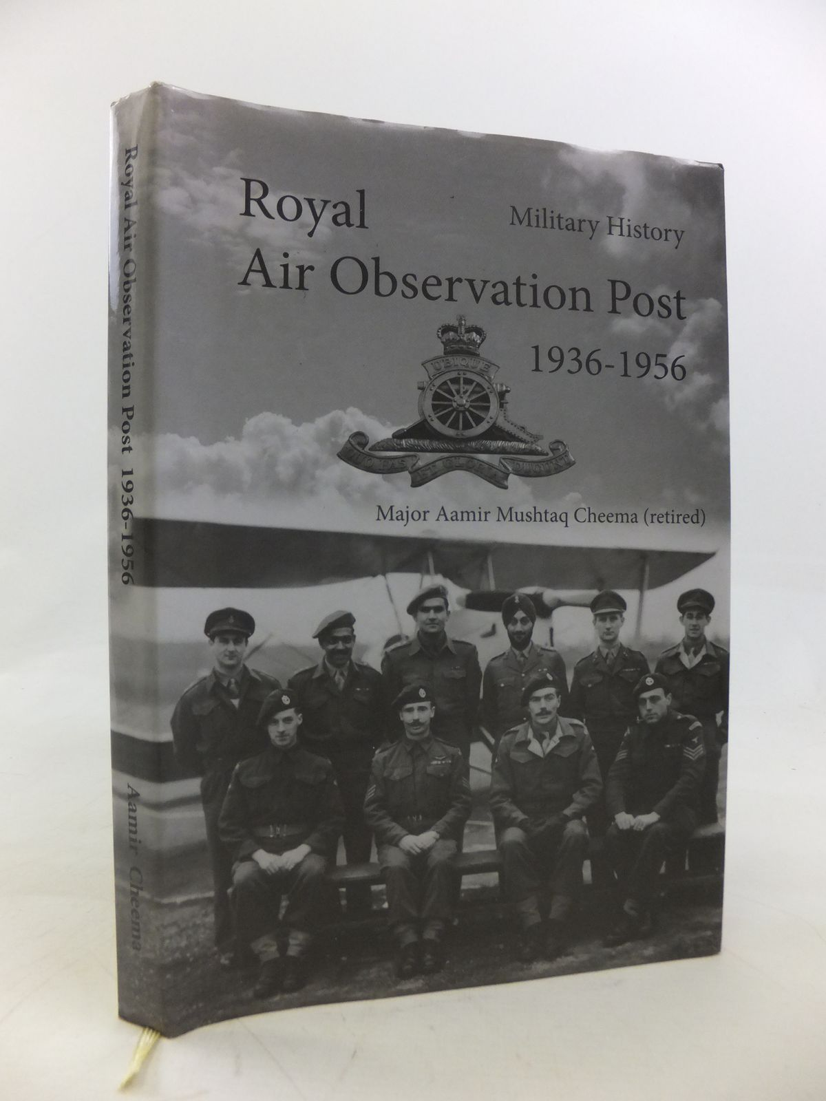 Photo of ROYAL AIR OBSERVATION POST AUSTER ERA 1936-56 written by Cheema, Aamir Mushtaq published by Verve Communication (STOCK CODE: 2115546)  for sale by Stella & Rose's Books