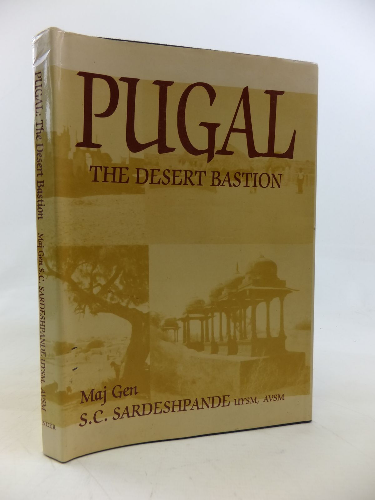 Photo of PUGAL THE DESERT BASTION written by Sardeshpande, S.C. published by Lancer International (STOCK CODE: 2115567)  for sale by Stella & Rose's Books